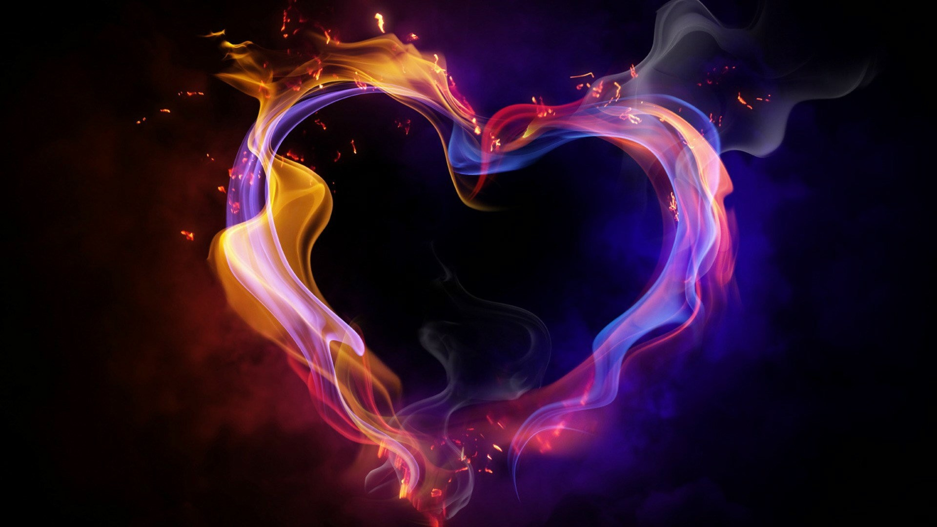 Cool Heart Wallpapers ·① WallpaperTag