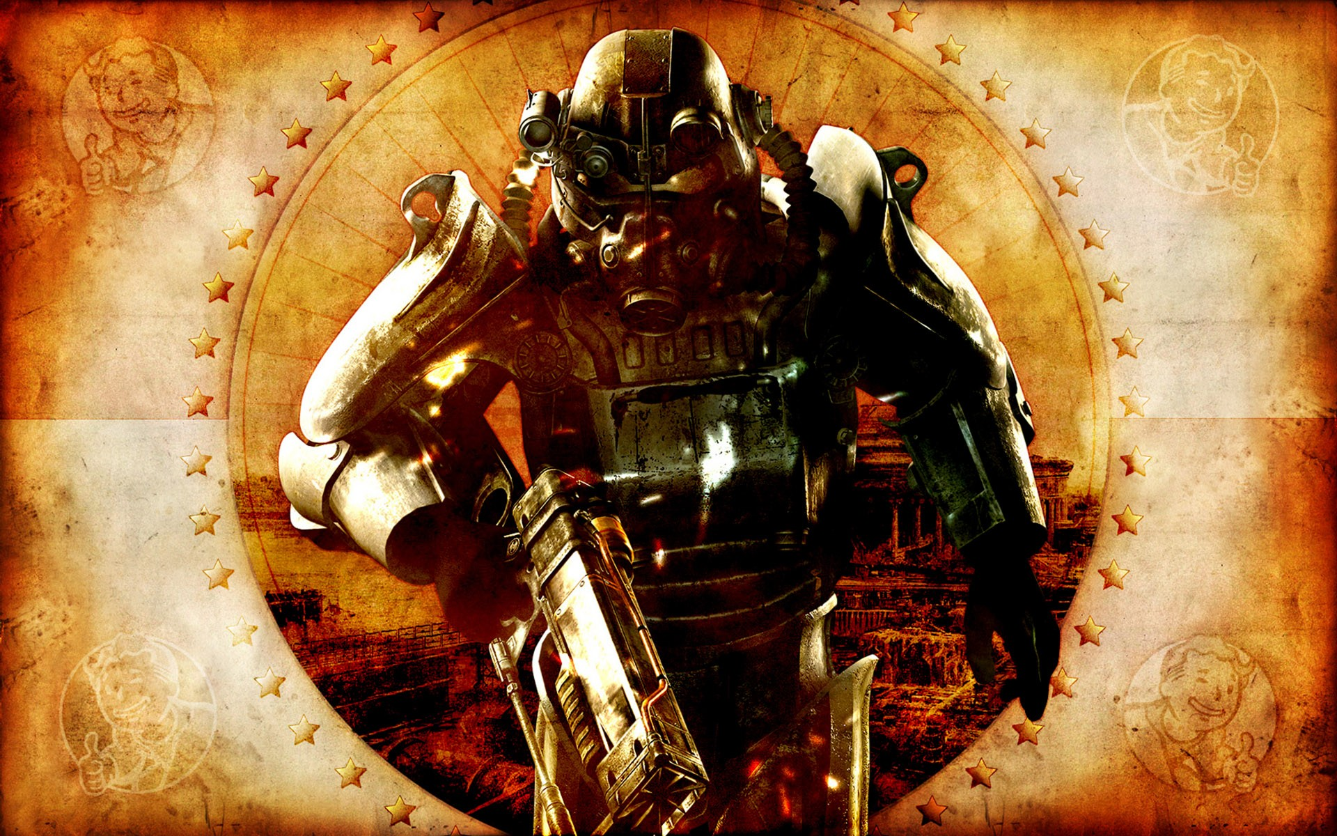 Fallout 4 HD Wallpaper ·① Download Free Cool High