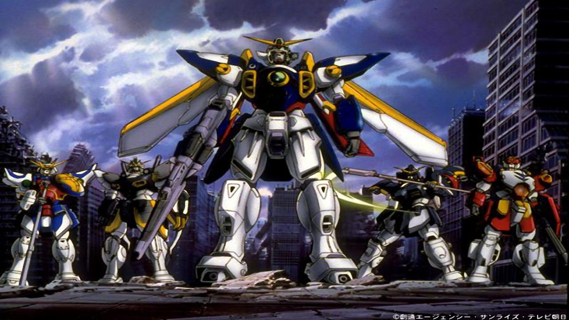 Gundam Wing Wallpaper Download Free Cool Wallpapers For