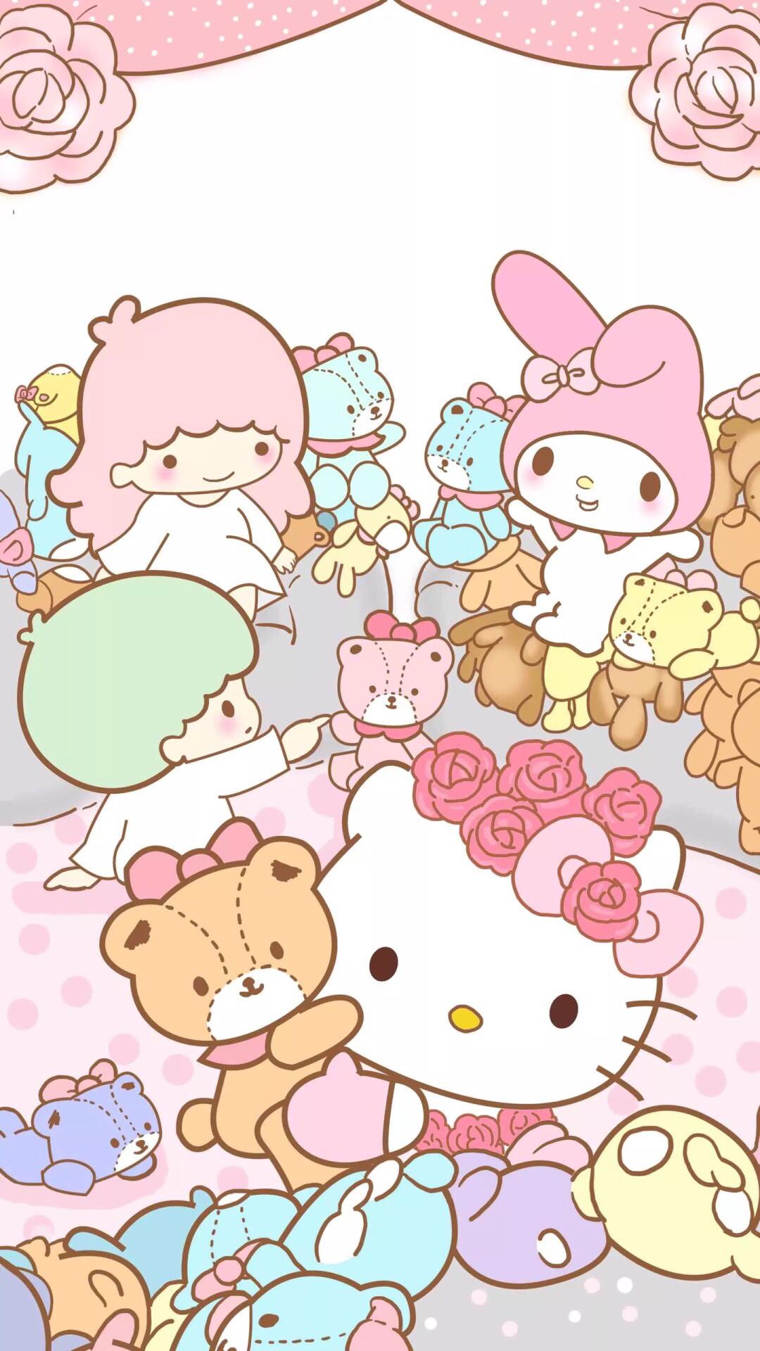 Hello Kitty Wallpapers 2018 Wallpapertag