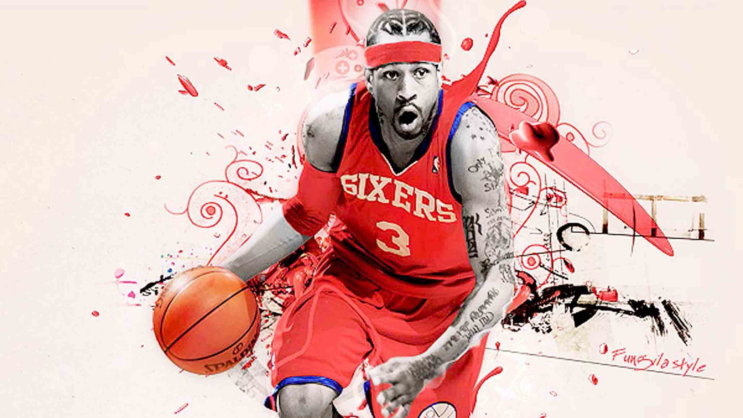 Allen Iverson Wallpaper 1 Download Free Awesome Backgrounds For