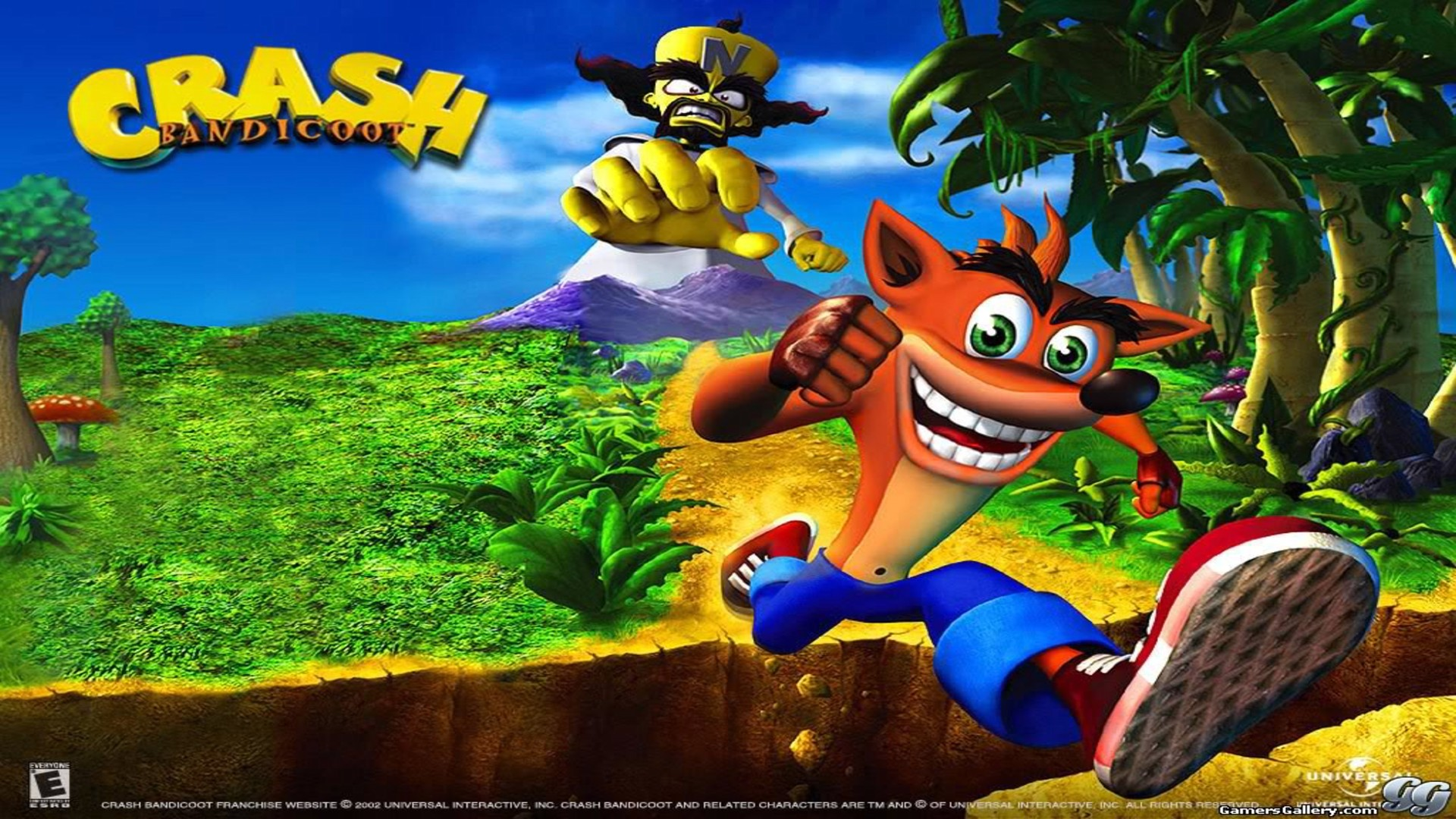 Crash Bandicoot Wallpaper ① Download Free High Resolution