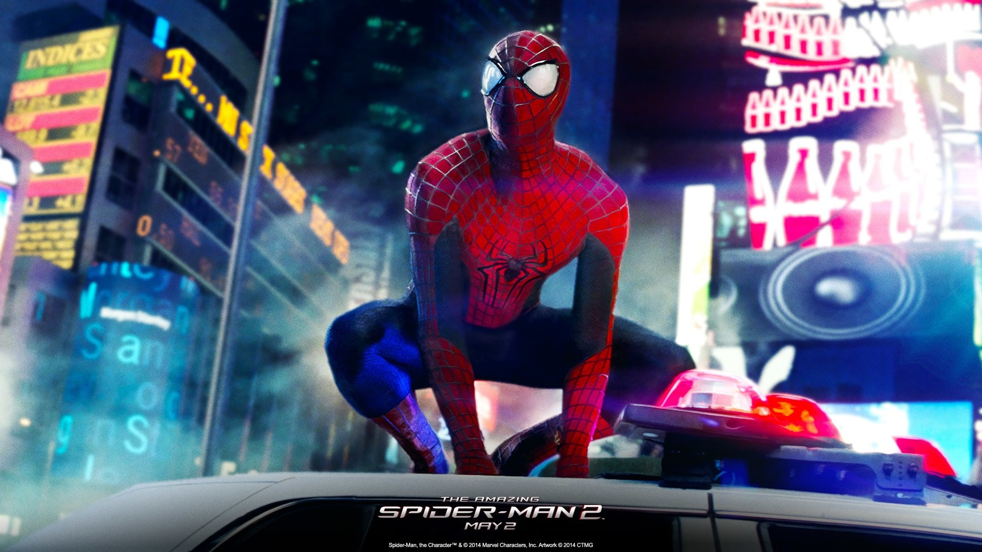 The Amazing Spider Man 2 Wallpapers Wallpapertag