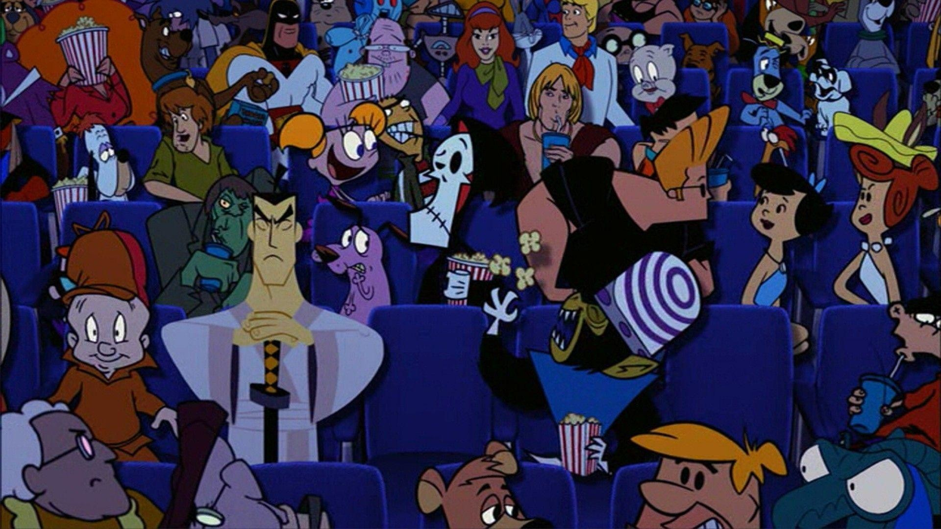 Cartoon Network Wallpaper Wallpapertag