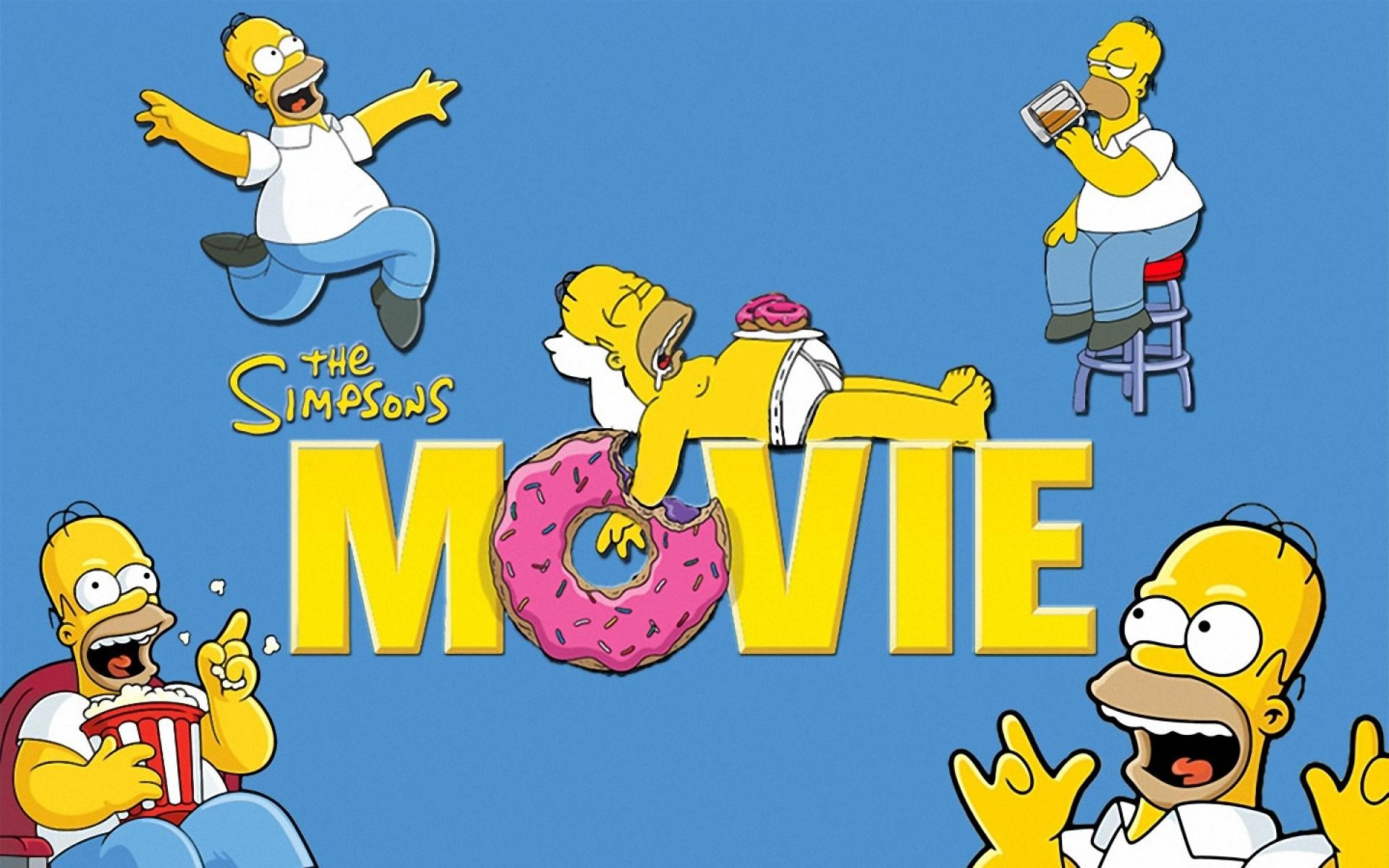 Simpsons wallpaper ·① Download free awesome High ...