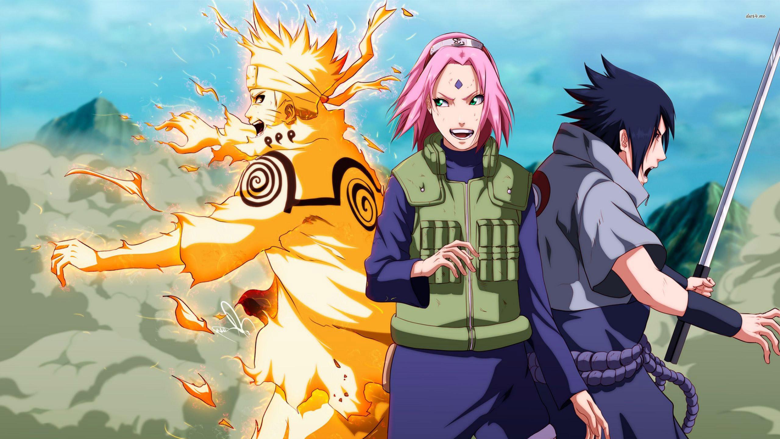 Naruto Wallpaper HD for Desktop ·① WallpaperTag