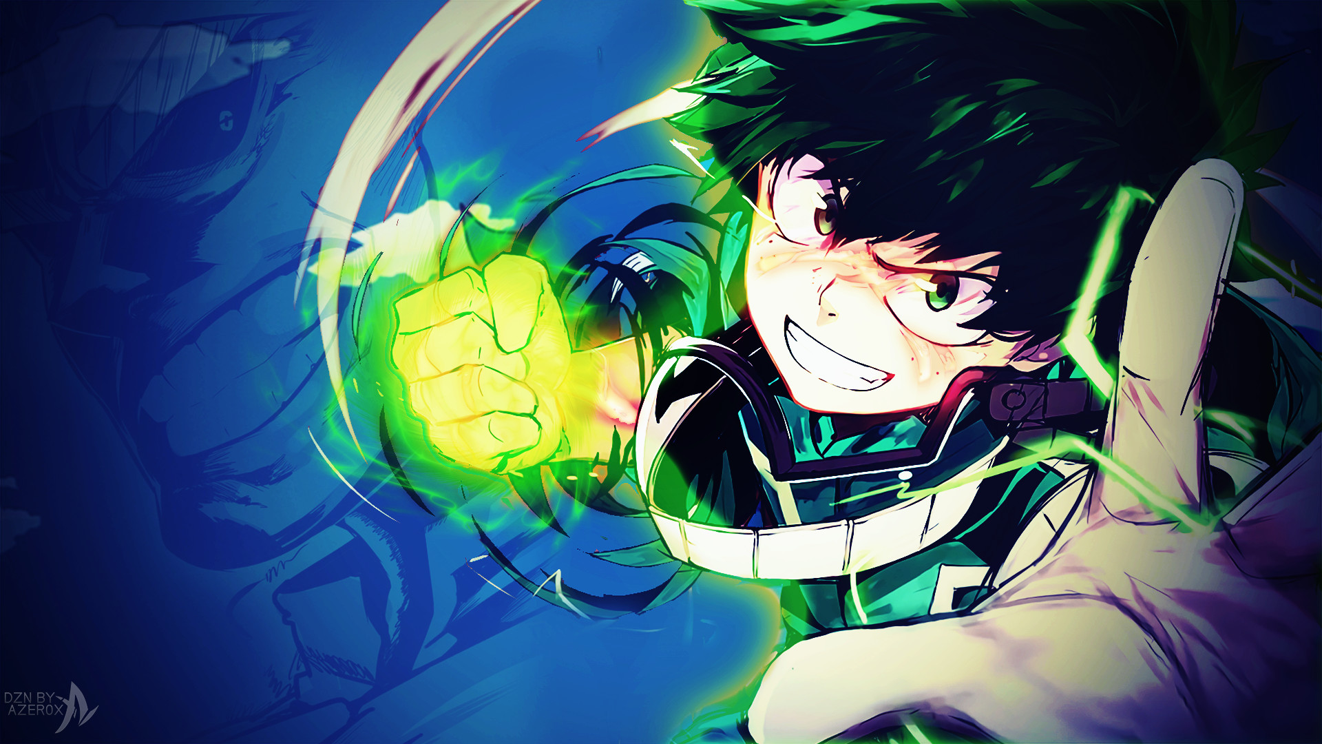 My Hero Academia Wallpapers ·①