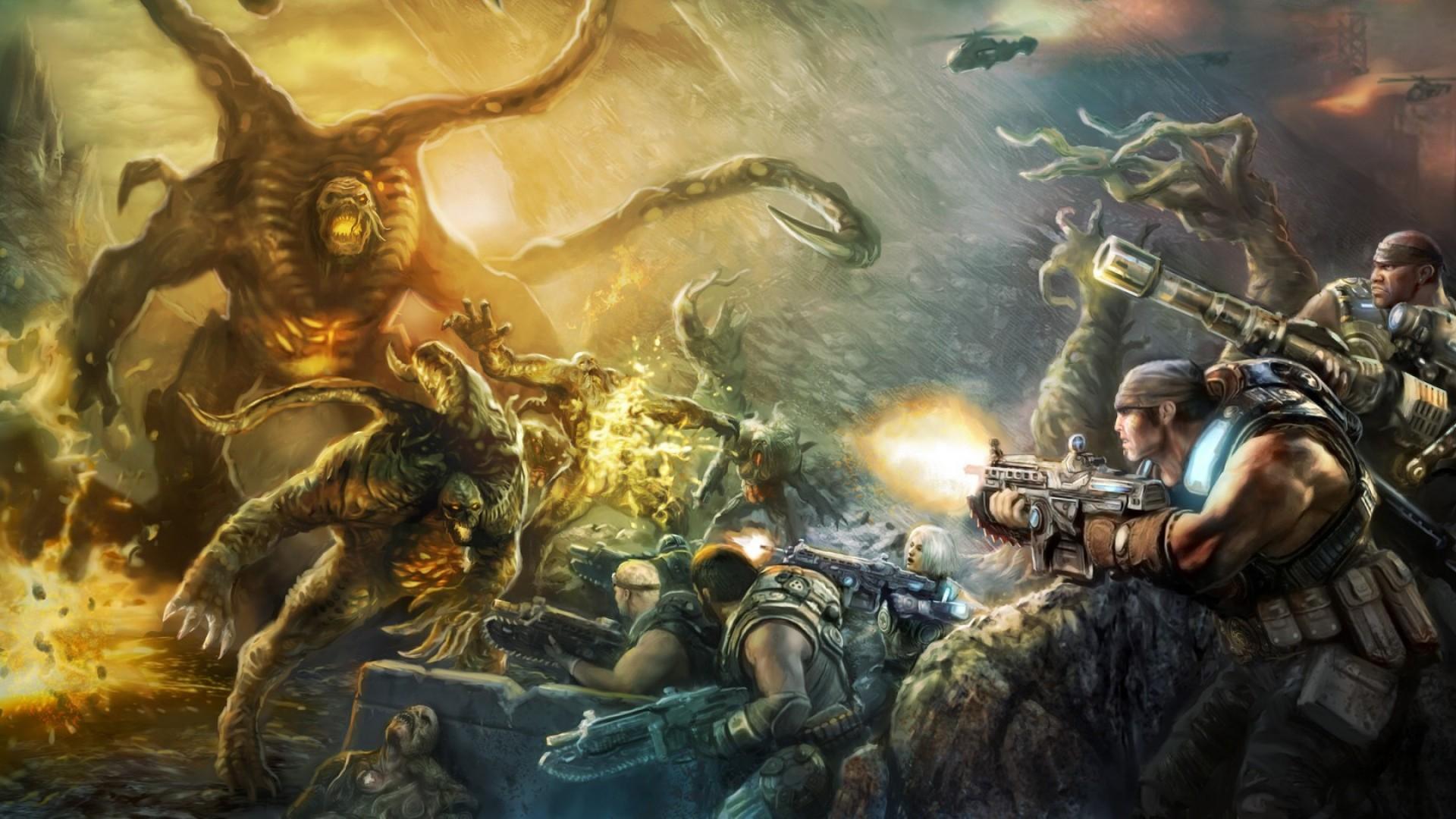 Gaming Wallpapers: Epic Gaming Wallpapers ·①