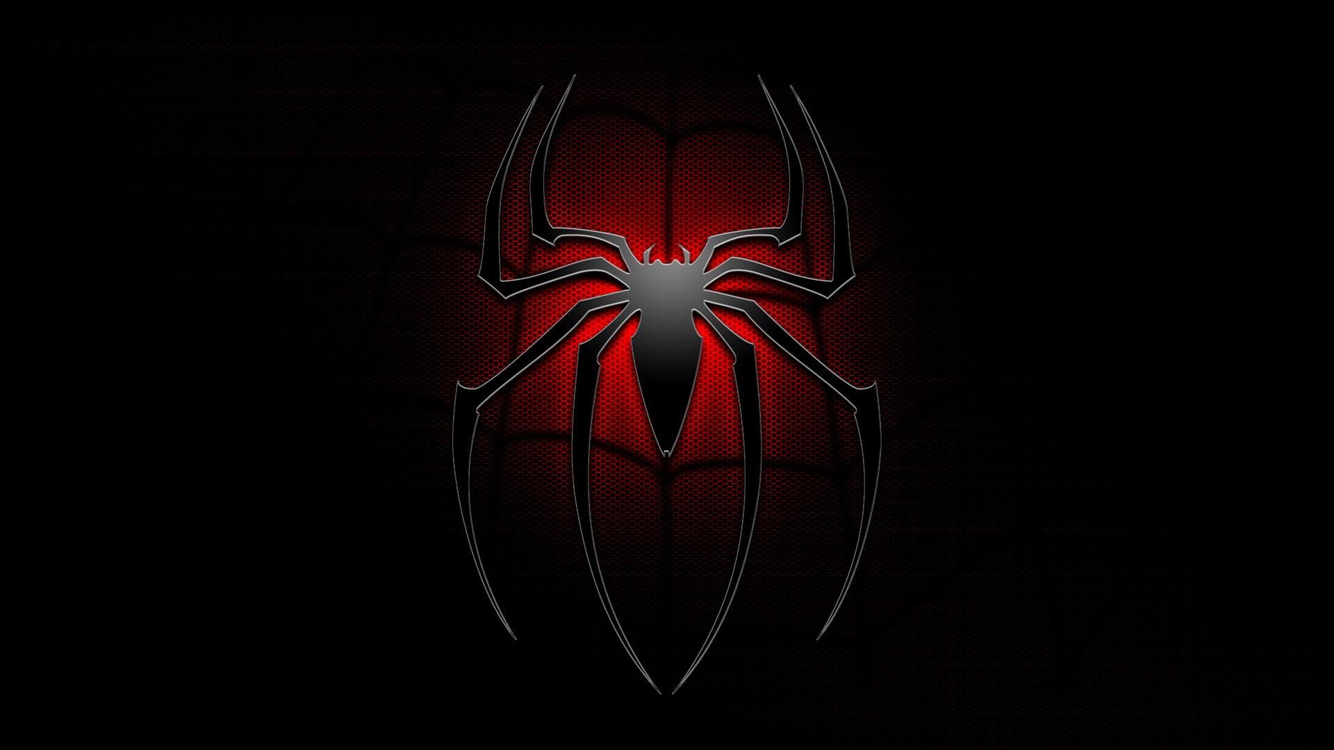 spider wallpaper ·①