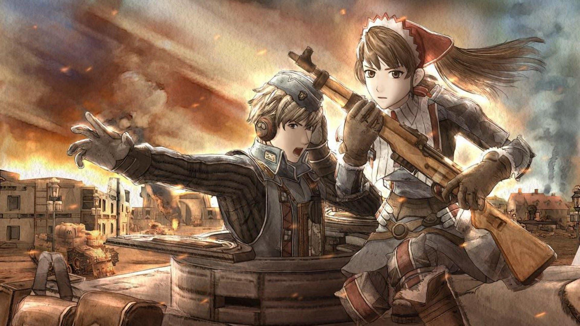 Valkyria Chronicles – Anime Review | Nefarious Reviews