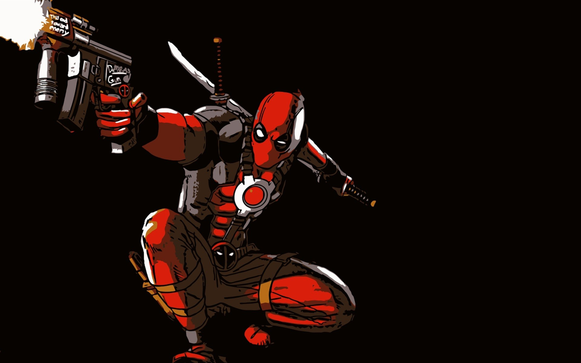 Deadpool wallpaper hd download free wallpapers for for Deadpool wallpaper 1920x1080