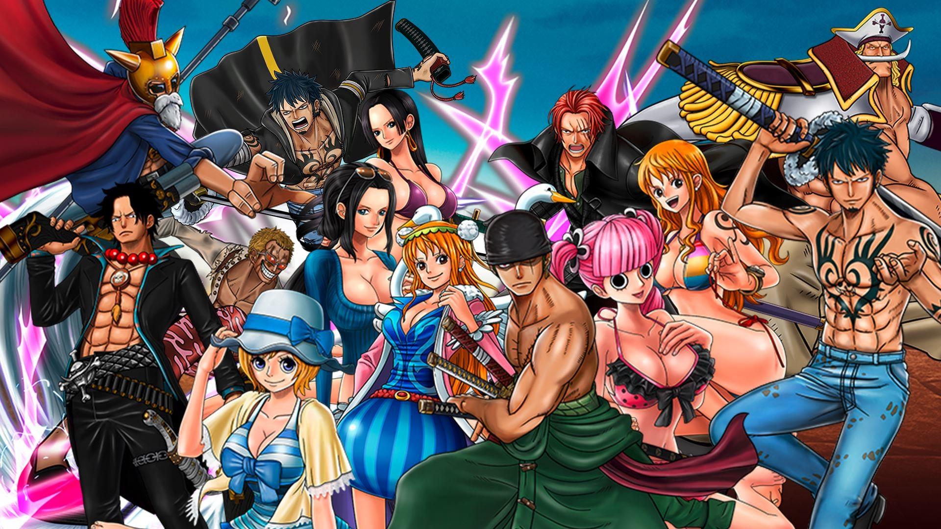 1080p One Piece Wallpaper Hd 4k Wallpaper Of Anime