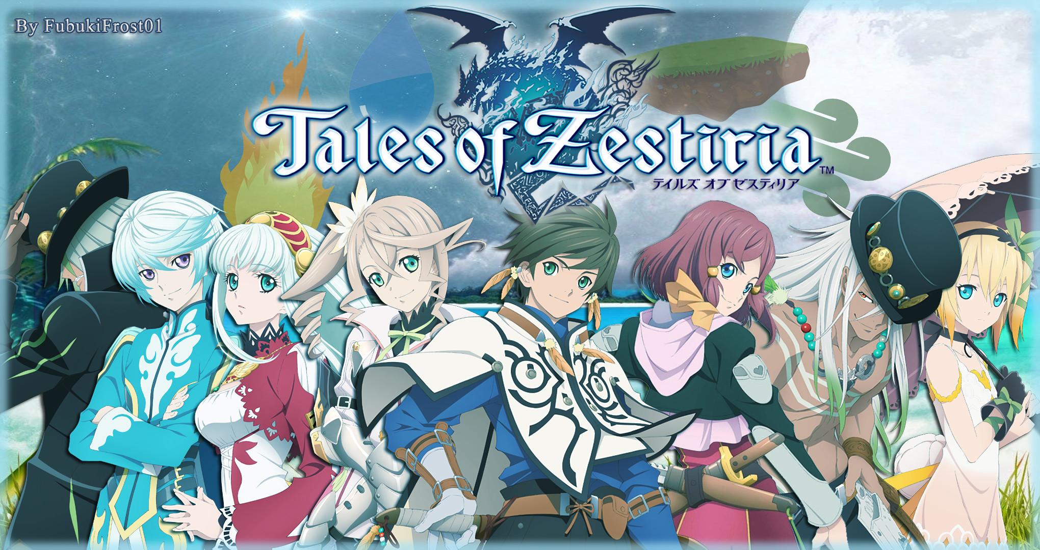 Tales Of Zestiria Wallpapers