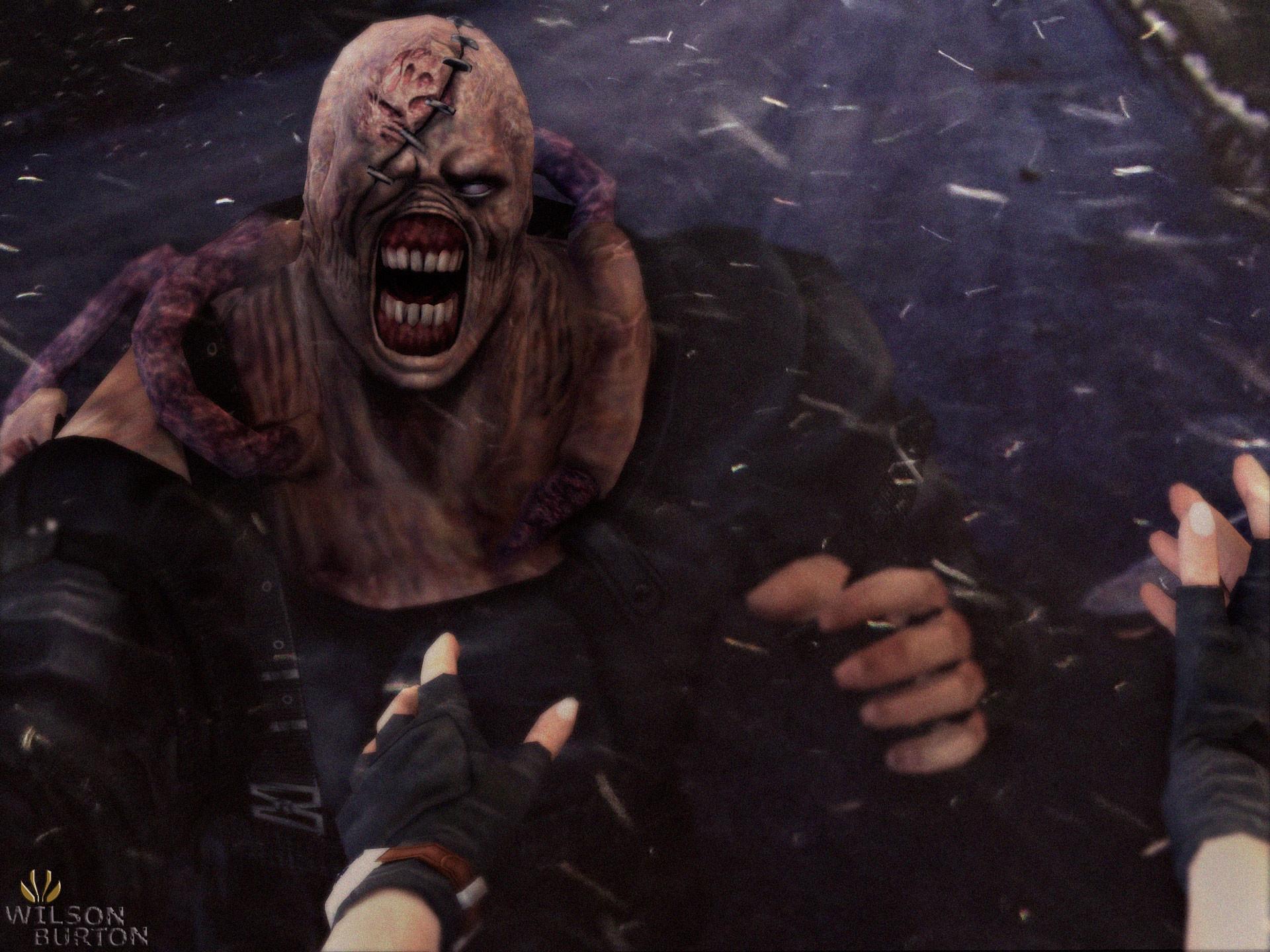Resident Evil 3 Nemesis Wallpapers ·① WallpaperTag