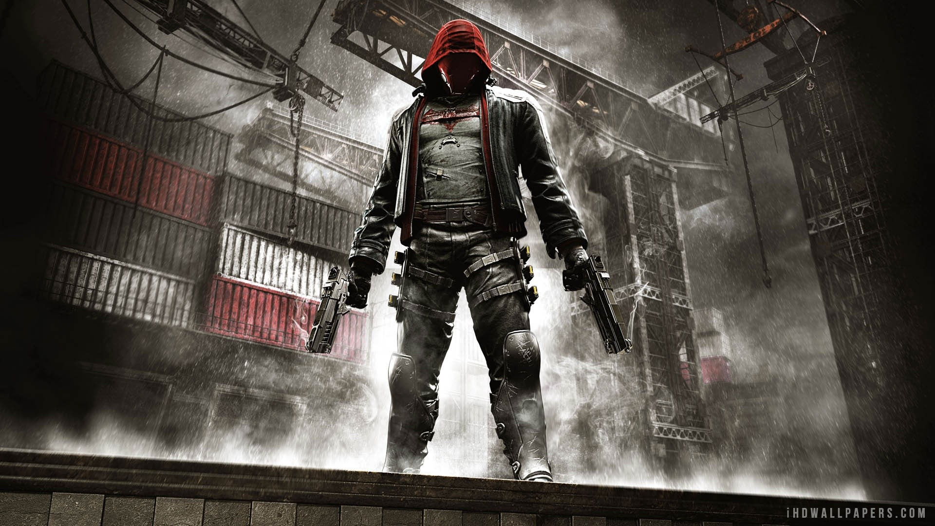 Red Hood Wallpaper Download Free Stunning Hd Wallpapers For