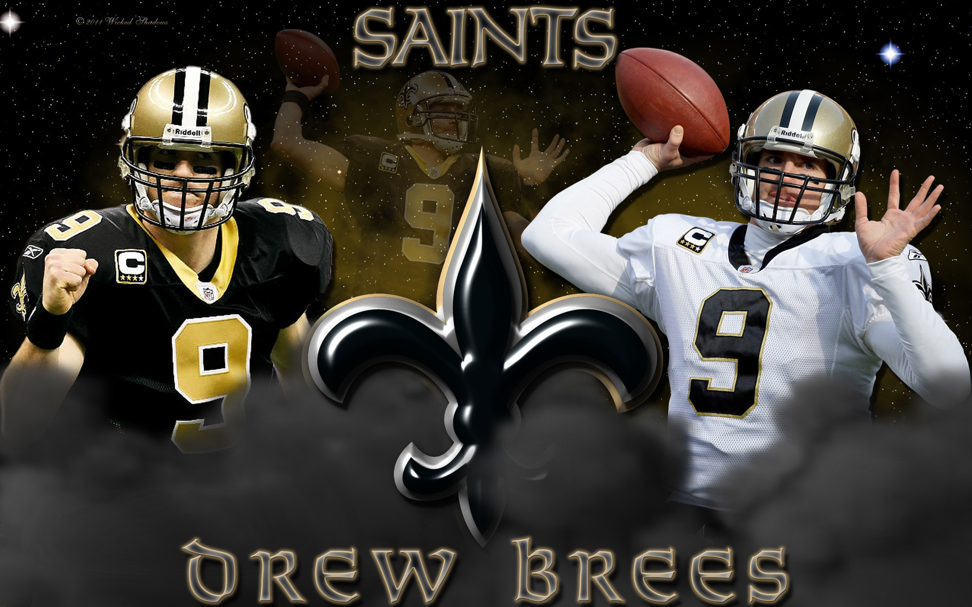 New Orleans Saints Wallpaper 2018 Wallpapertag