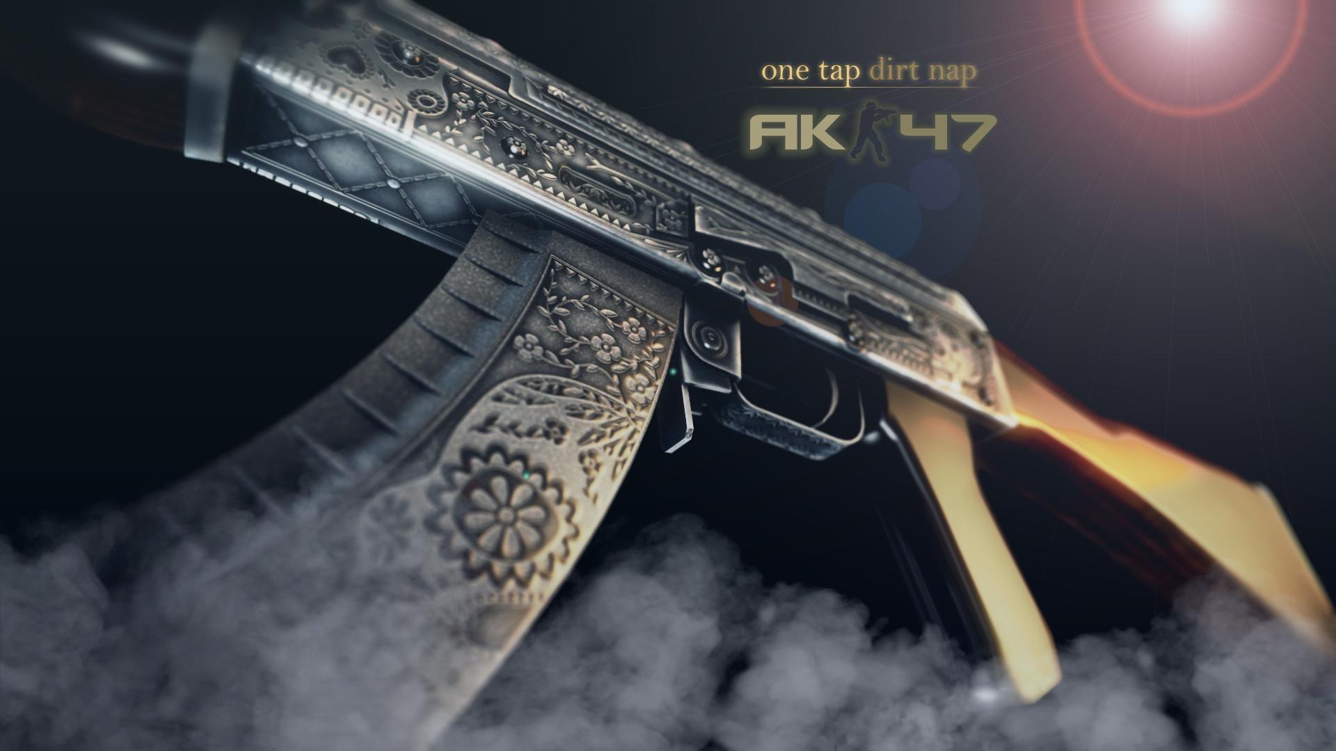 Ak47 Wallpaper 1