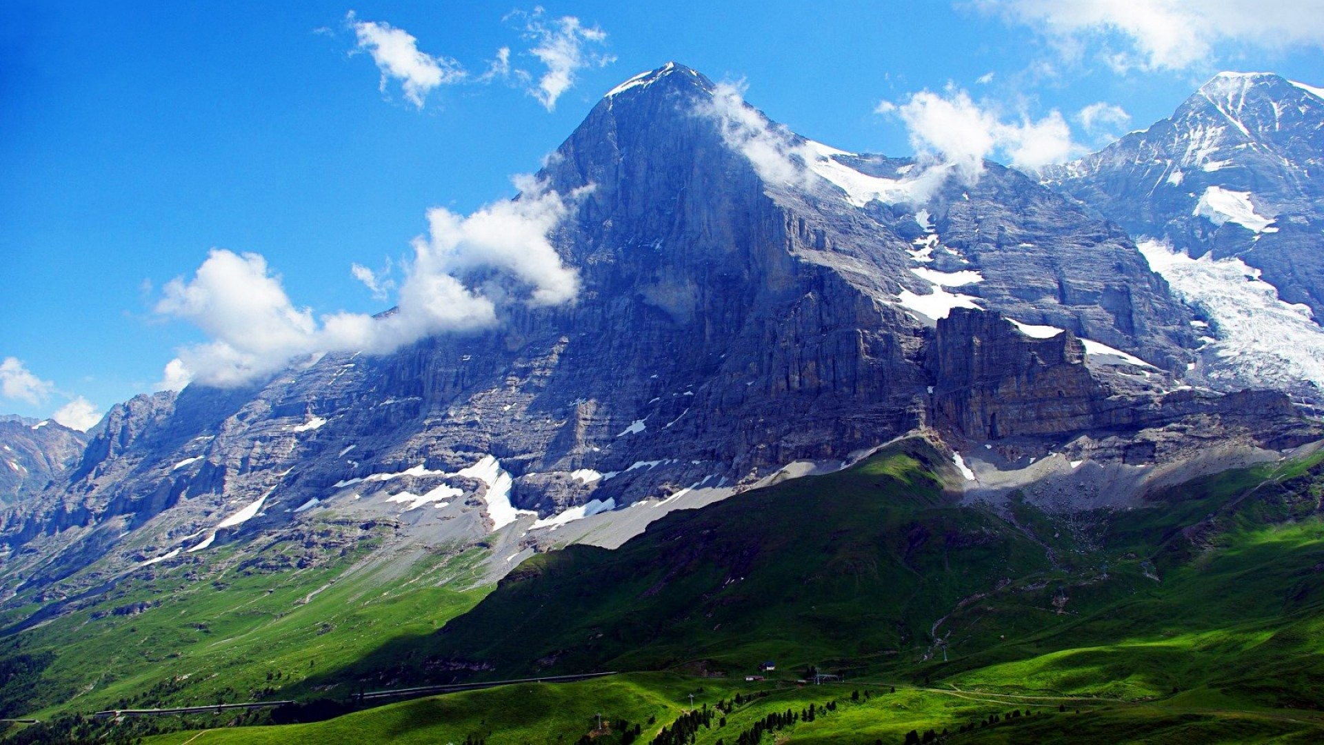 Swiss alps wallpaper wallpapertag - Swiss alps wallpaper ...