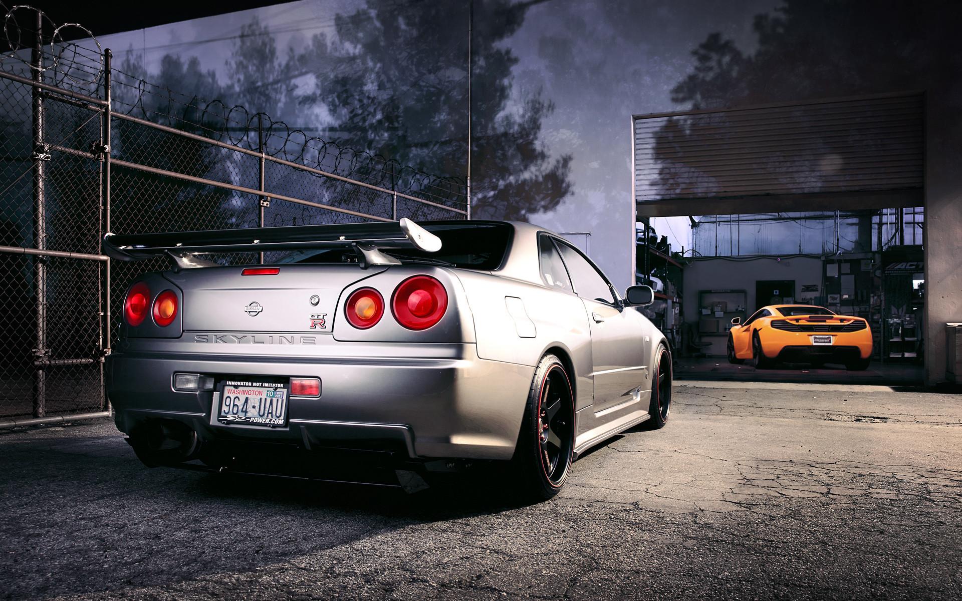 1920x1200 Nissan R34 Skyline GT R · Download · 1920x1080 ...