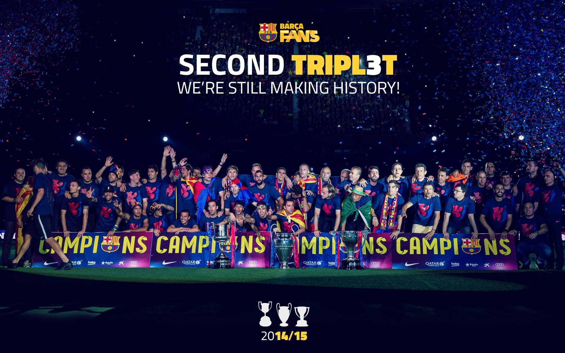 FC Barcelona wallpaper ·① Download free wallpapers for ...
