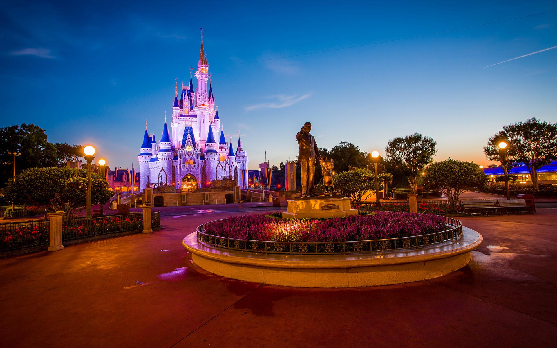 Walt Disney World Wallpaper