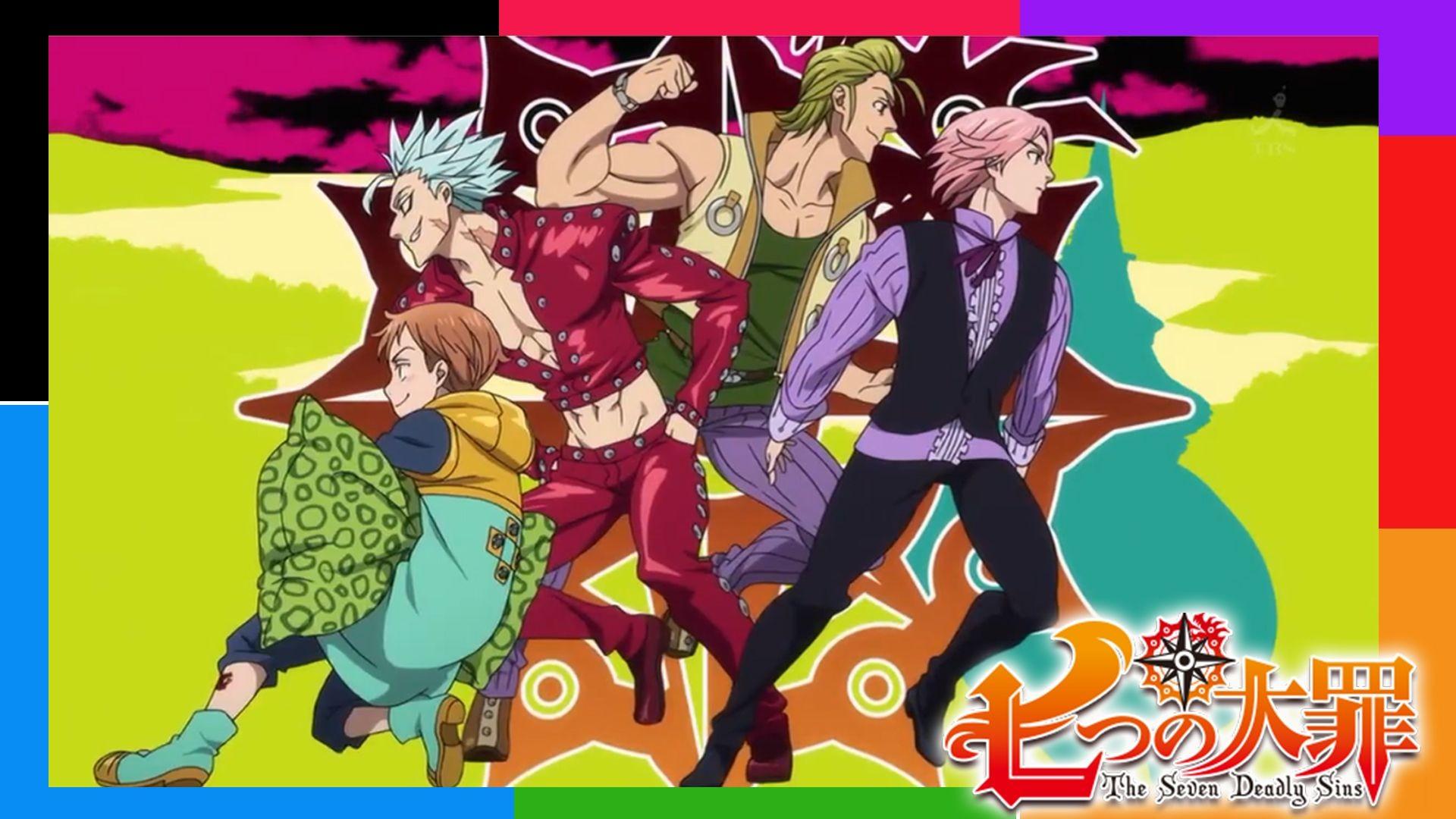 Nanatsu No Taizai Wallpaper Download Free Amazing Full Hd