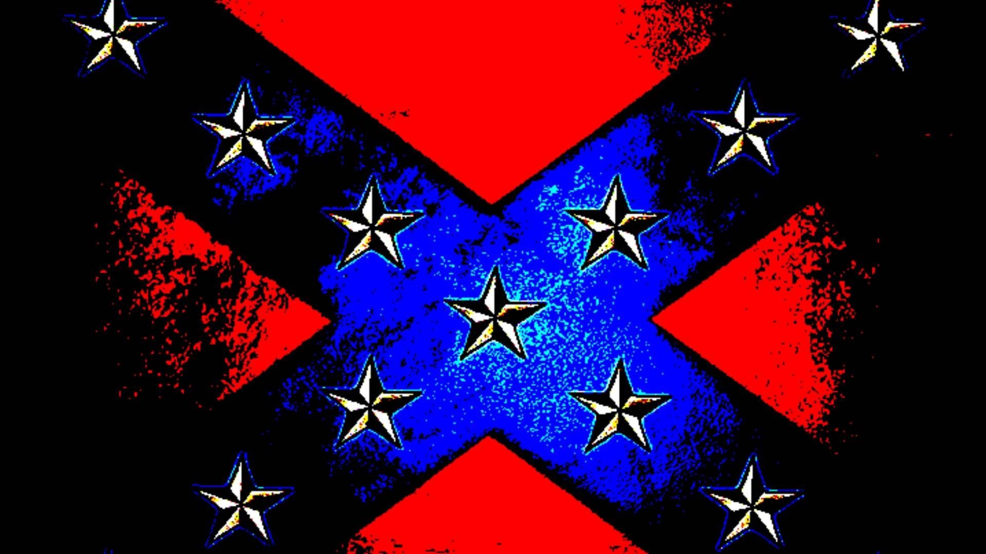 M/ Background fashion flag myspace rebel