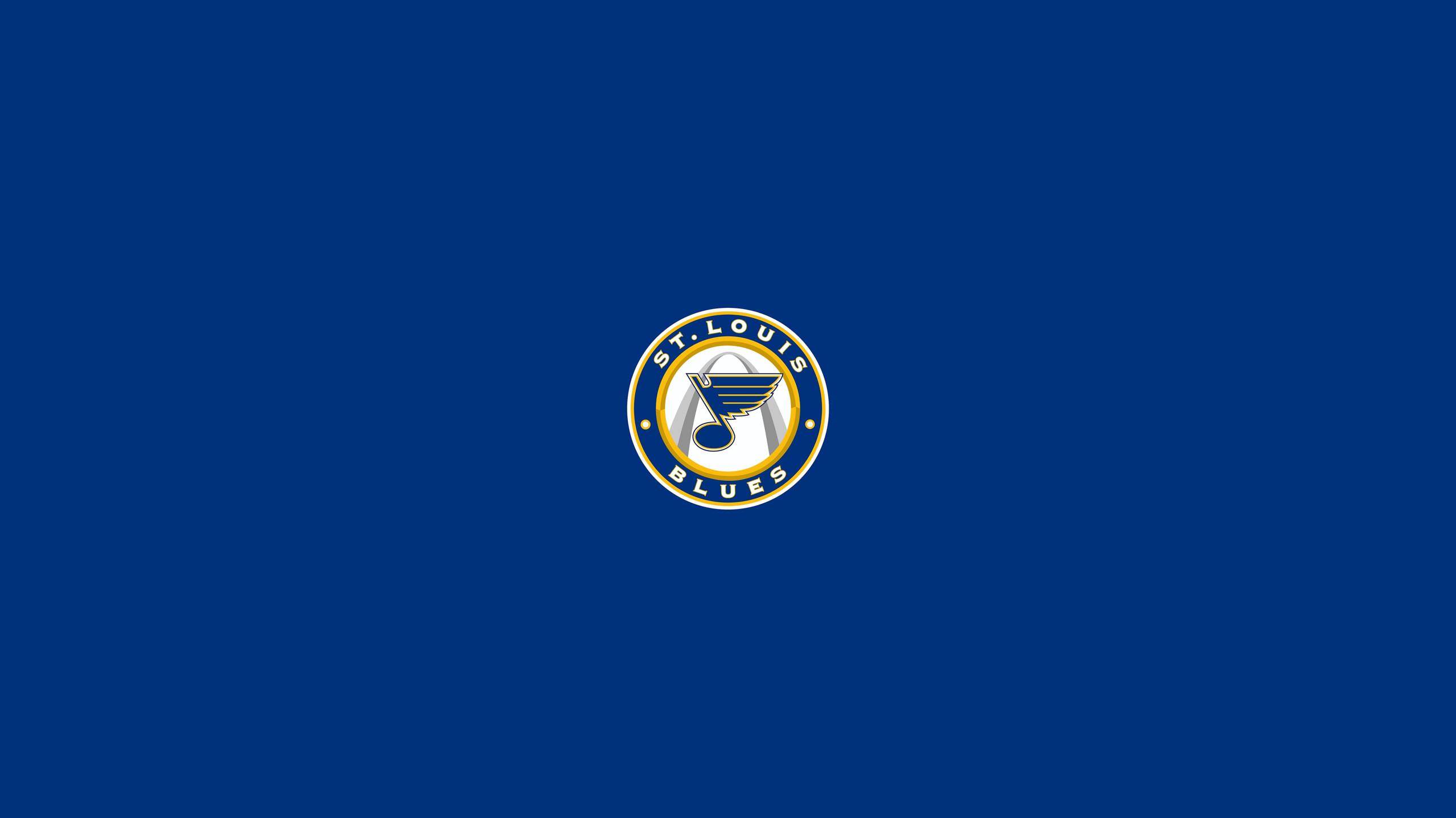 2560x1440 Saint Louis Blues Wallpapers