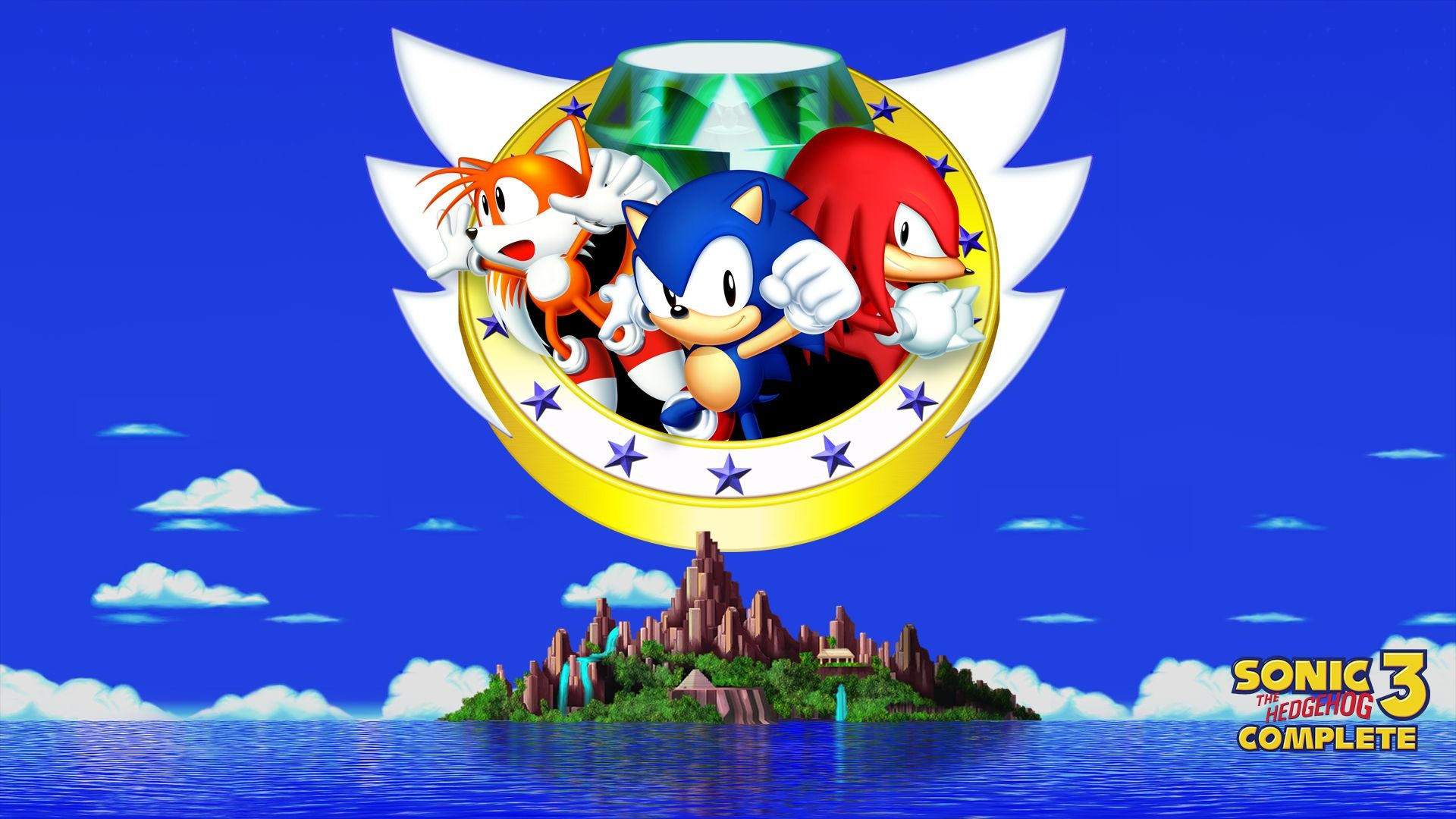 sonic wallpapers ·①