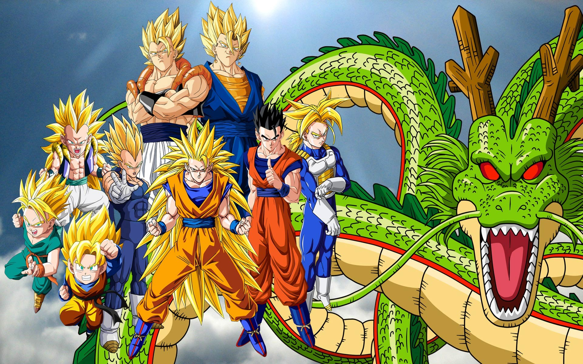 Dragon Ball Z Background Download Free Beautiful Full Hd