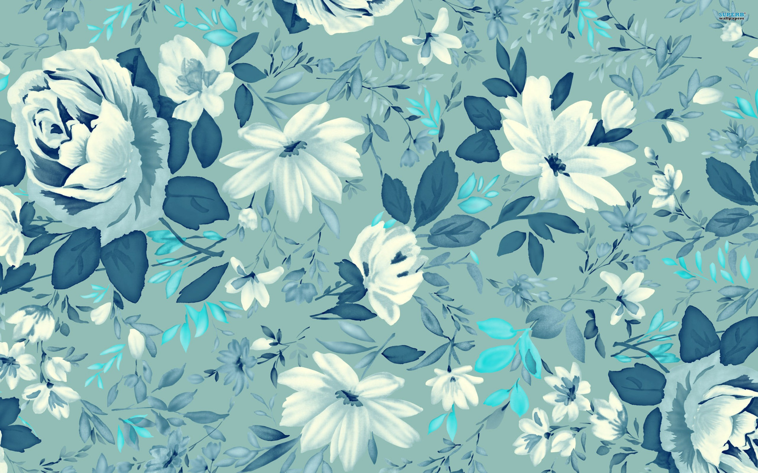 Floral Wallpaper ·① Download Free HD Backgrounds For