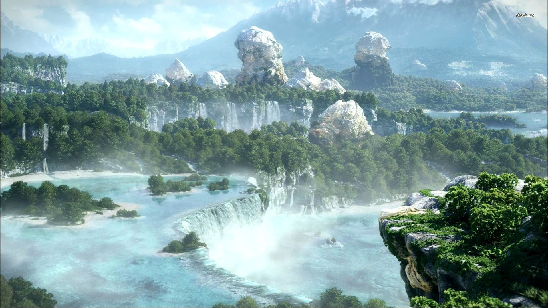 Final Fantasy Xiv Archer Hd Wallpaper Crispme