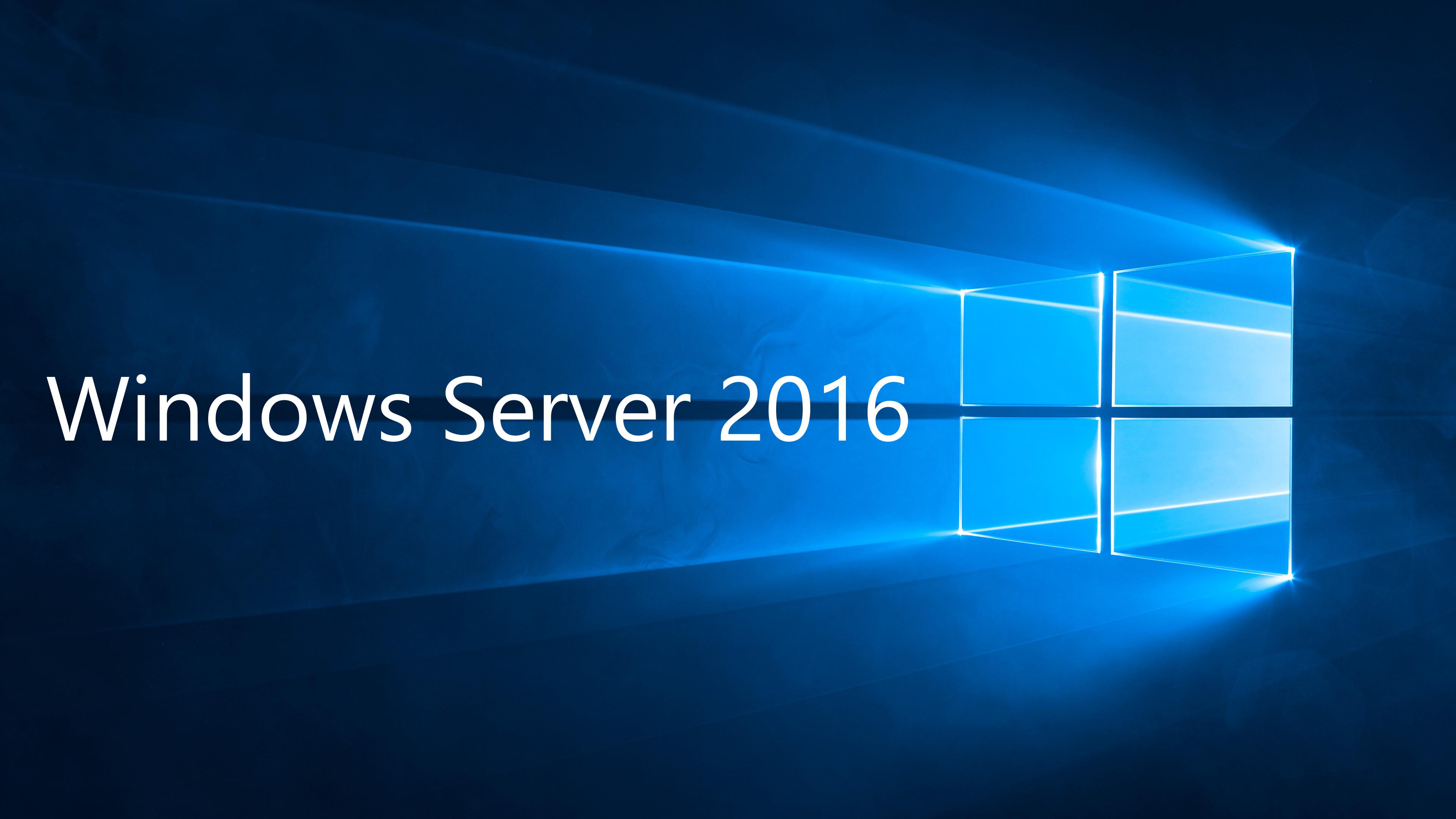 Windows Server Wallpaper 1