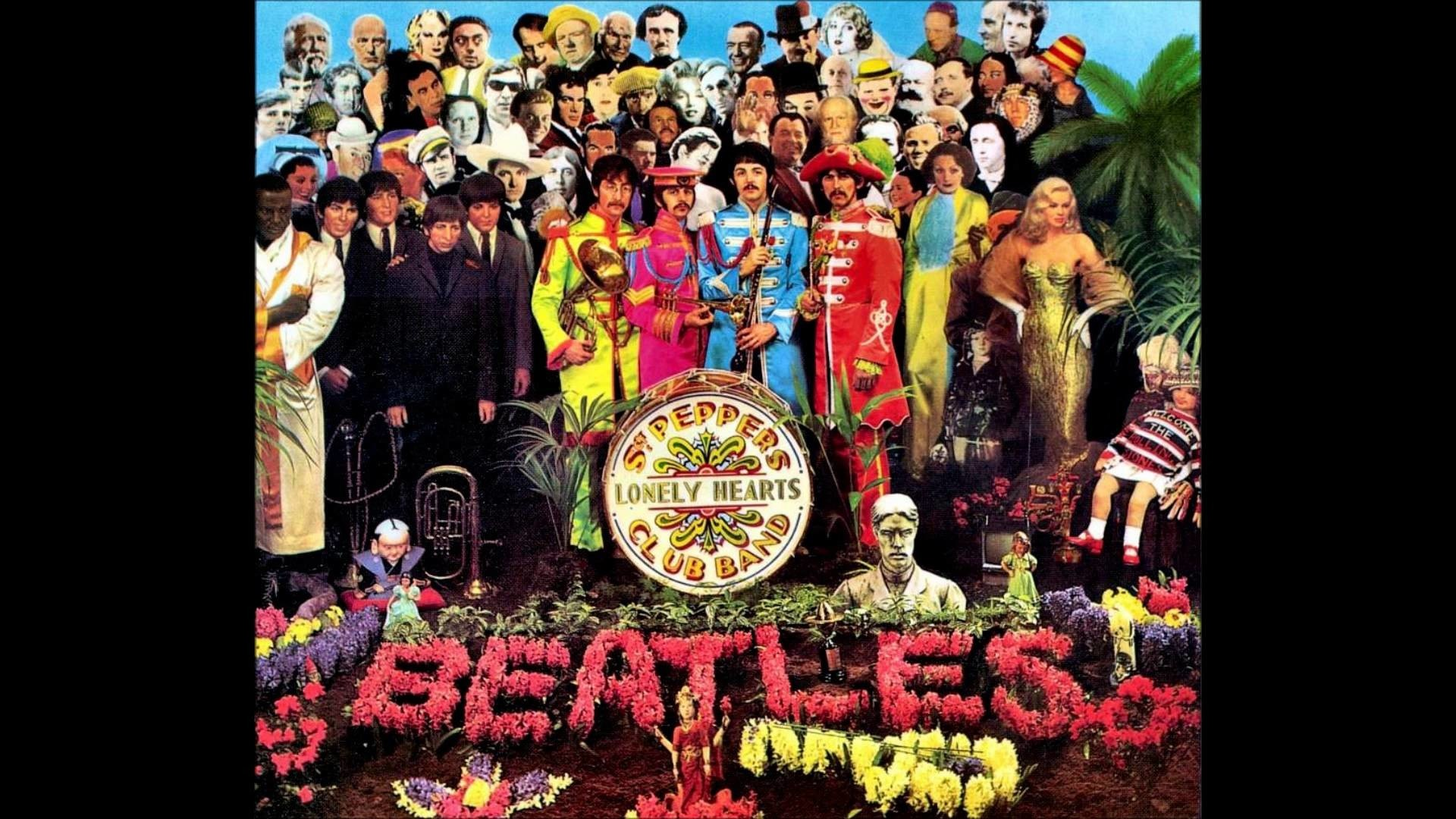 Sgt Pepper Wallpaper 183 ① Wallpapertag