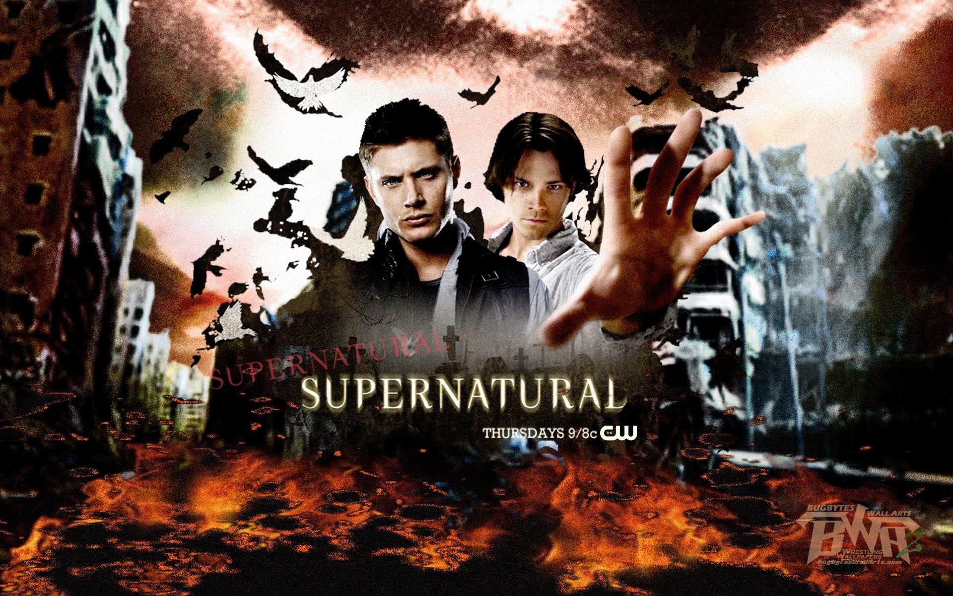 Supernatural wallpaper season 5 1920x1200 supernatural wallpaper season 5 1447899 download voltagebd Image collections
