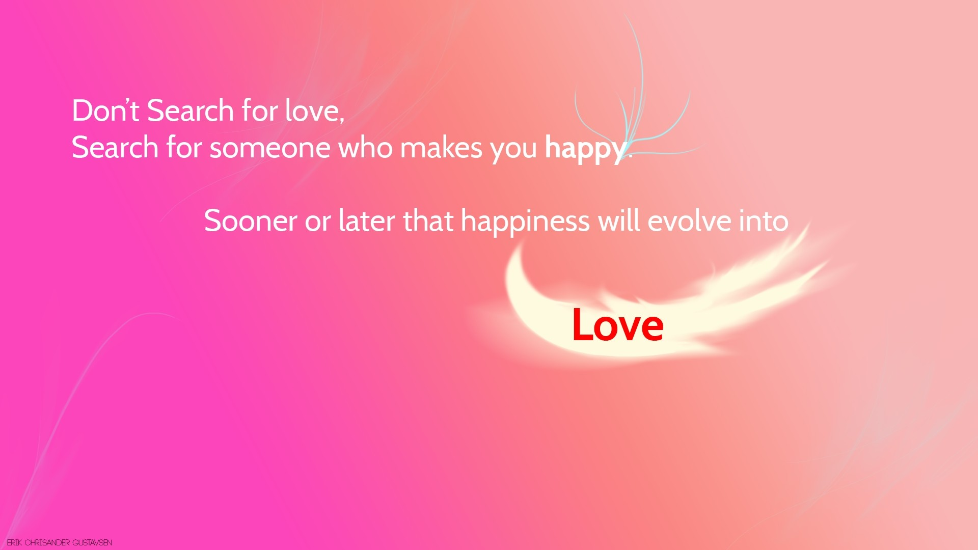 cute Love Quotes Wallpapers ??