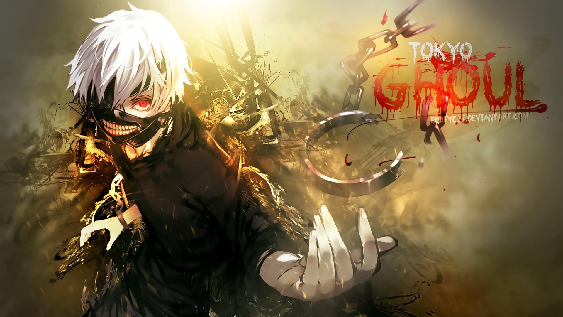 Tokyo Ghoul Hd