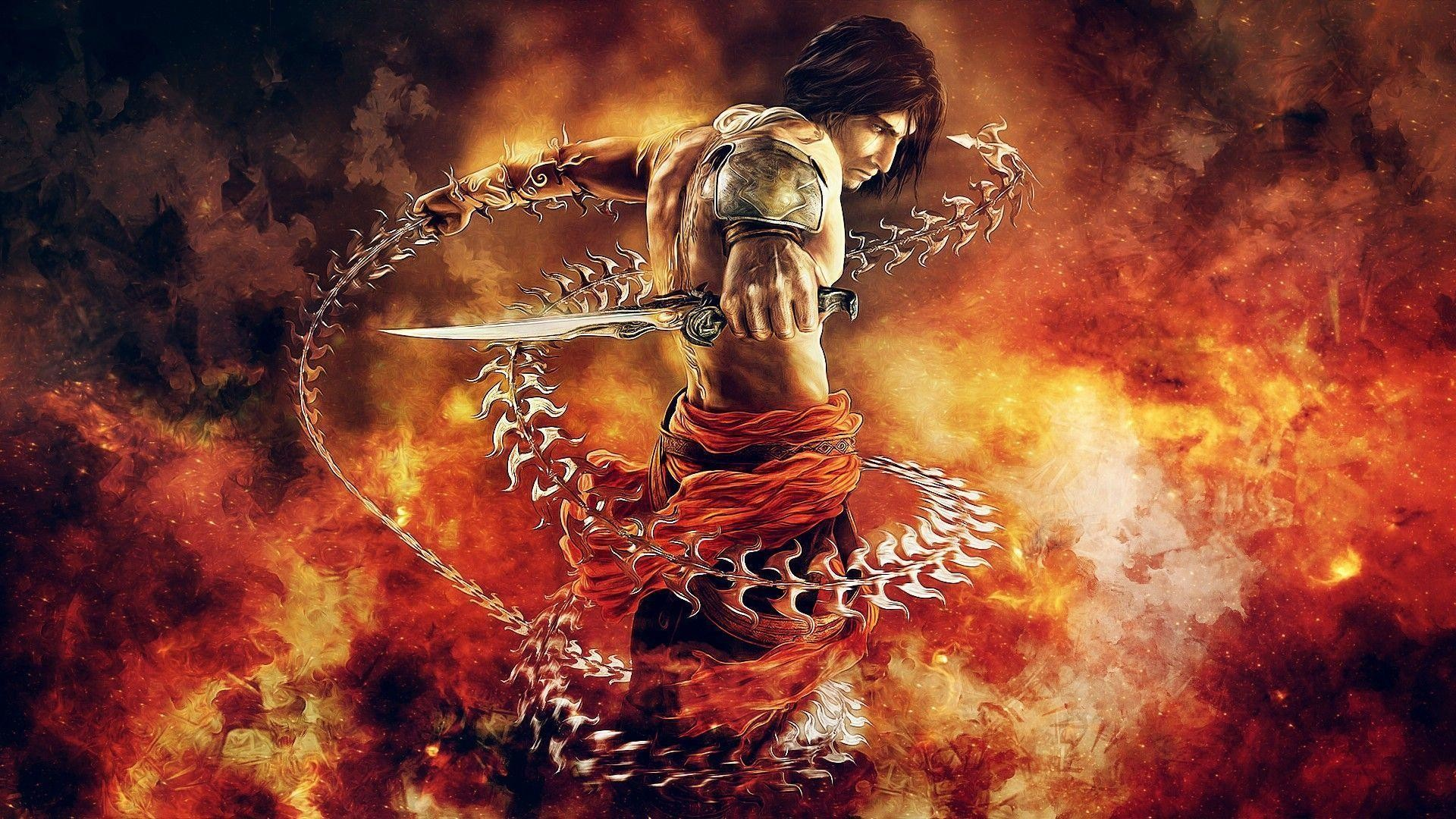 Prince Of Persia The Two Thrones HD Wallpapers and Background