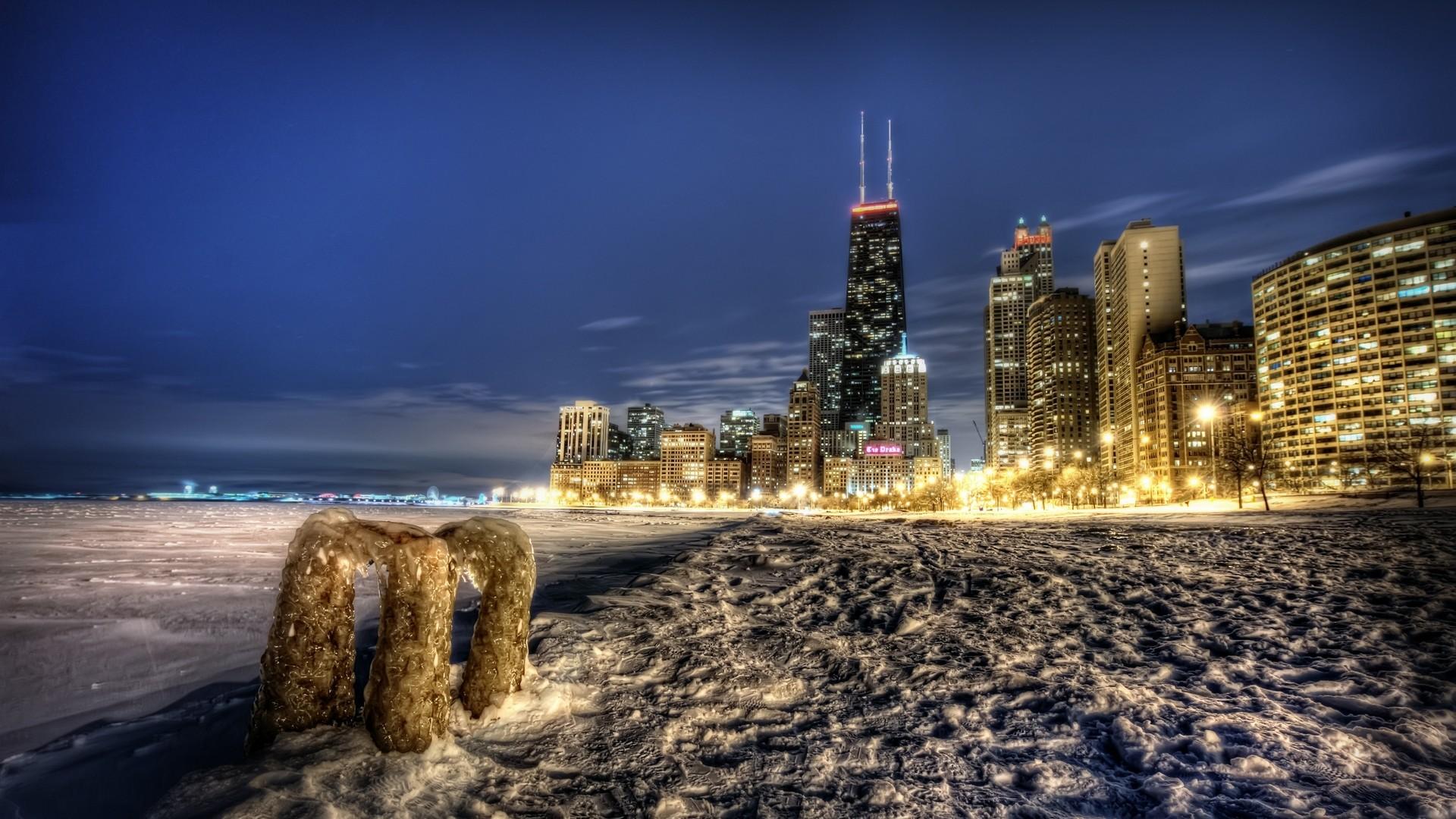 Wallpaper of Chicago ·â'