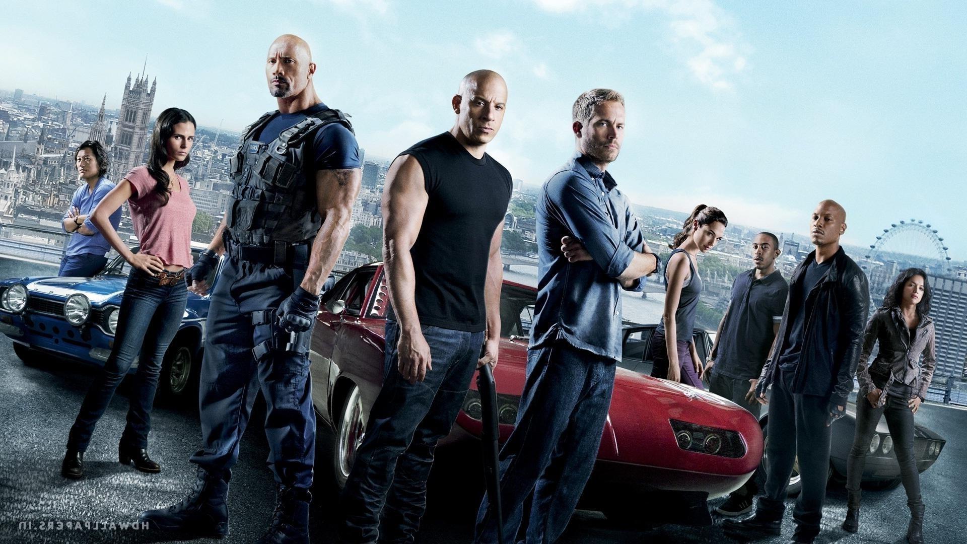 Vin Diesel Fast And Furious Wallpaper Wallpapertag