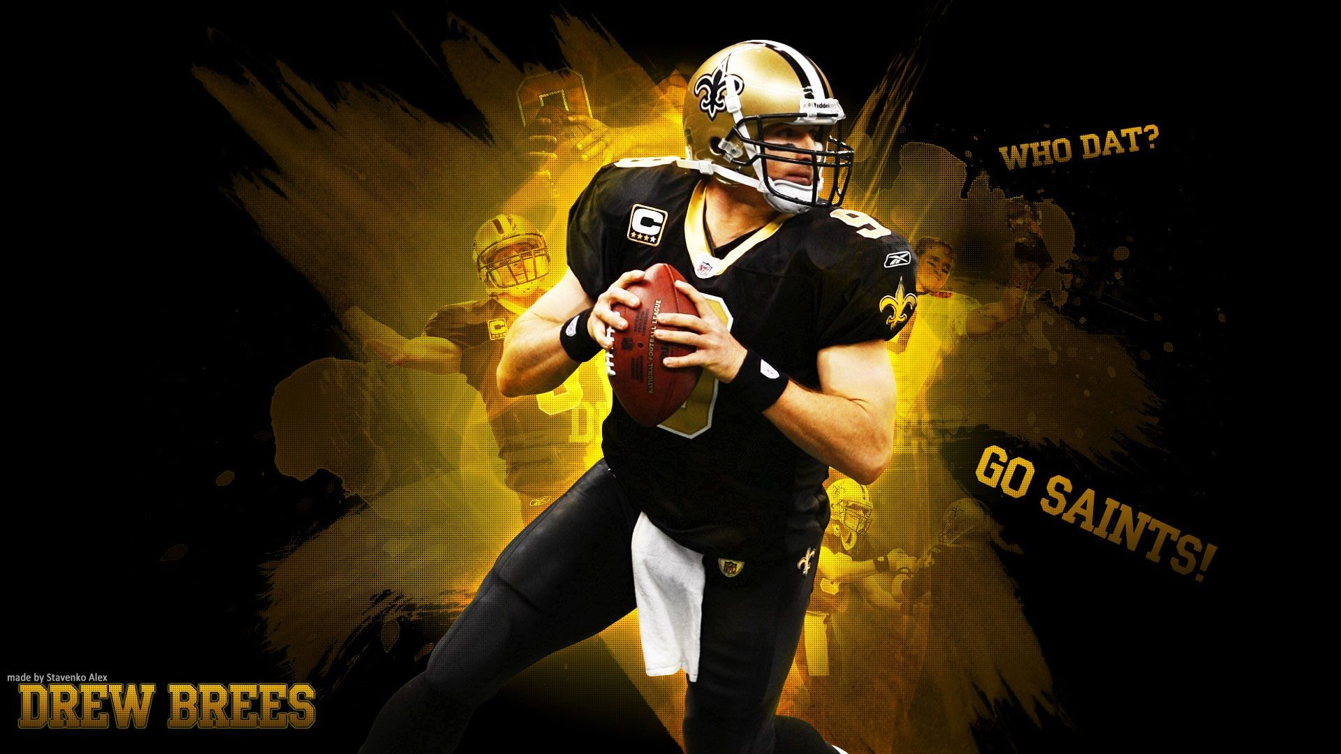 New Orleans Saints Wallpapers Wallpapertag