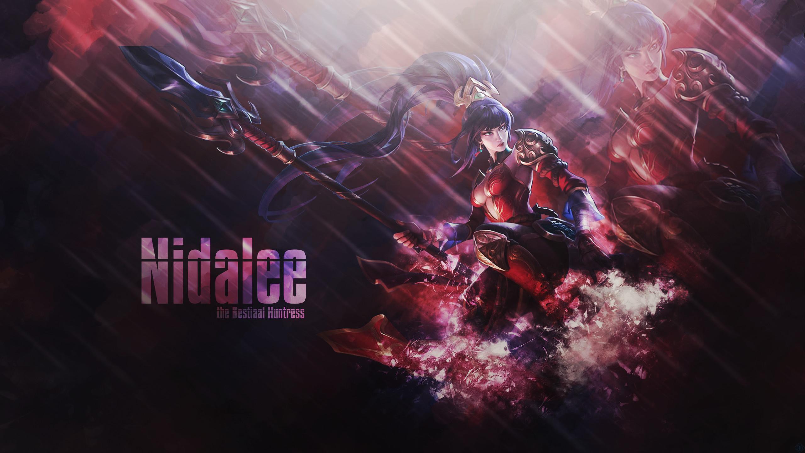 Nidalee Desktop Background Wallpapertag