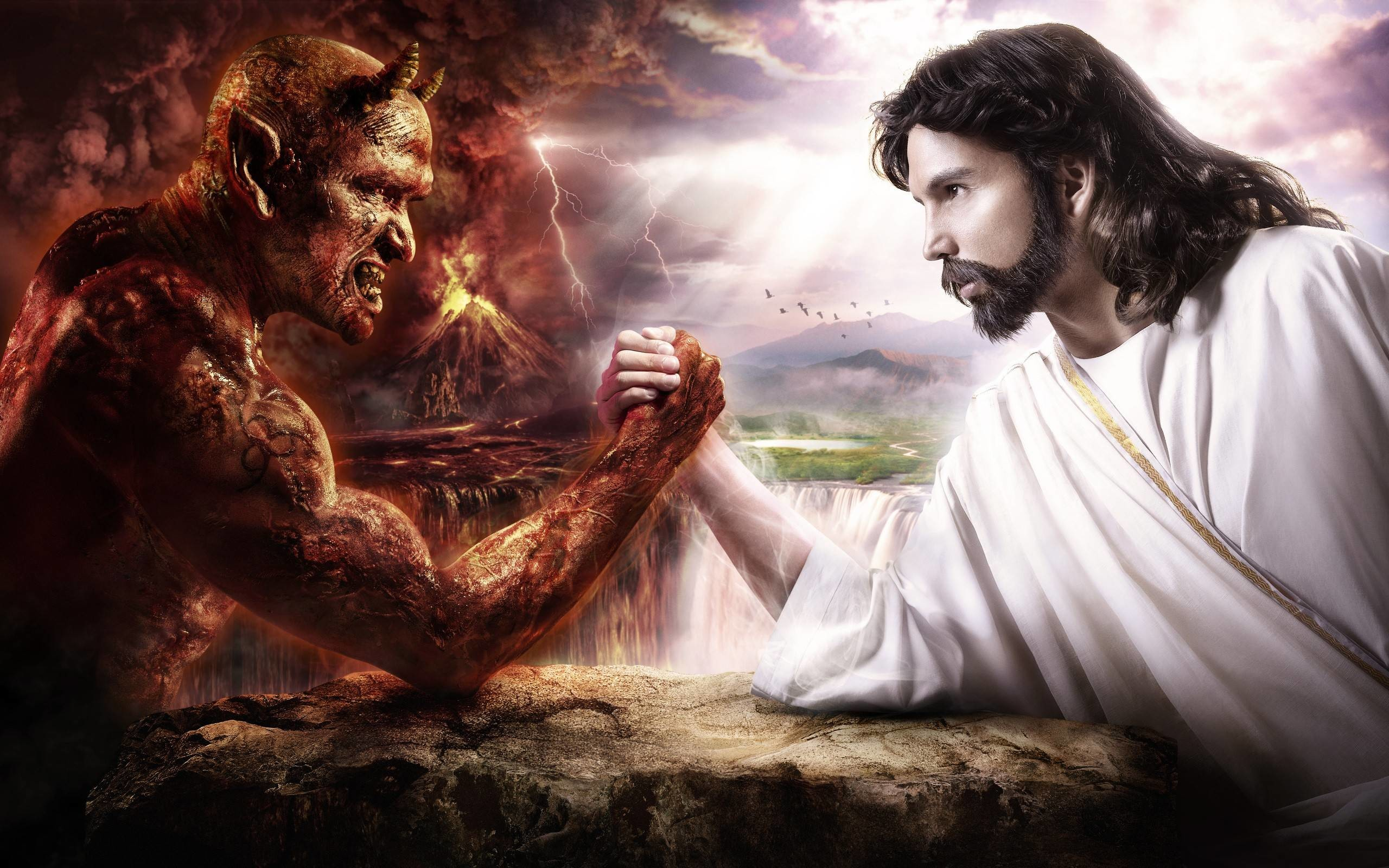 Jesus HD Wallpaper 1
