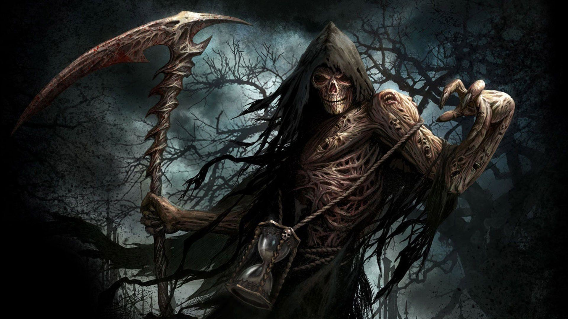 grim reaper wallpapers 183��