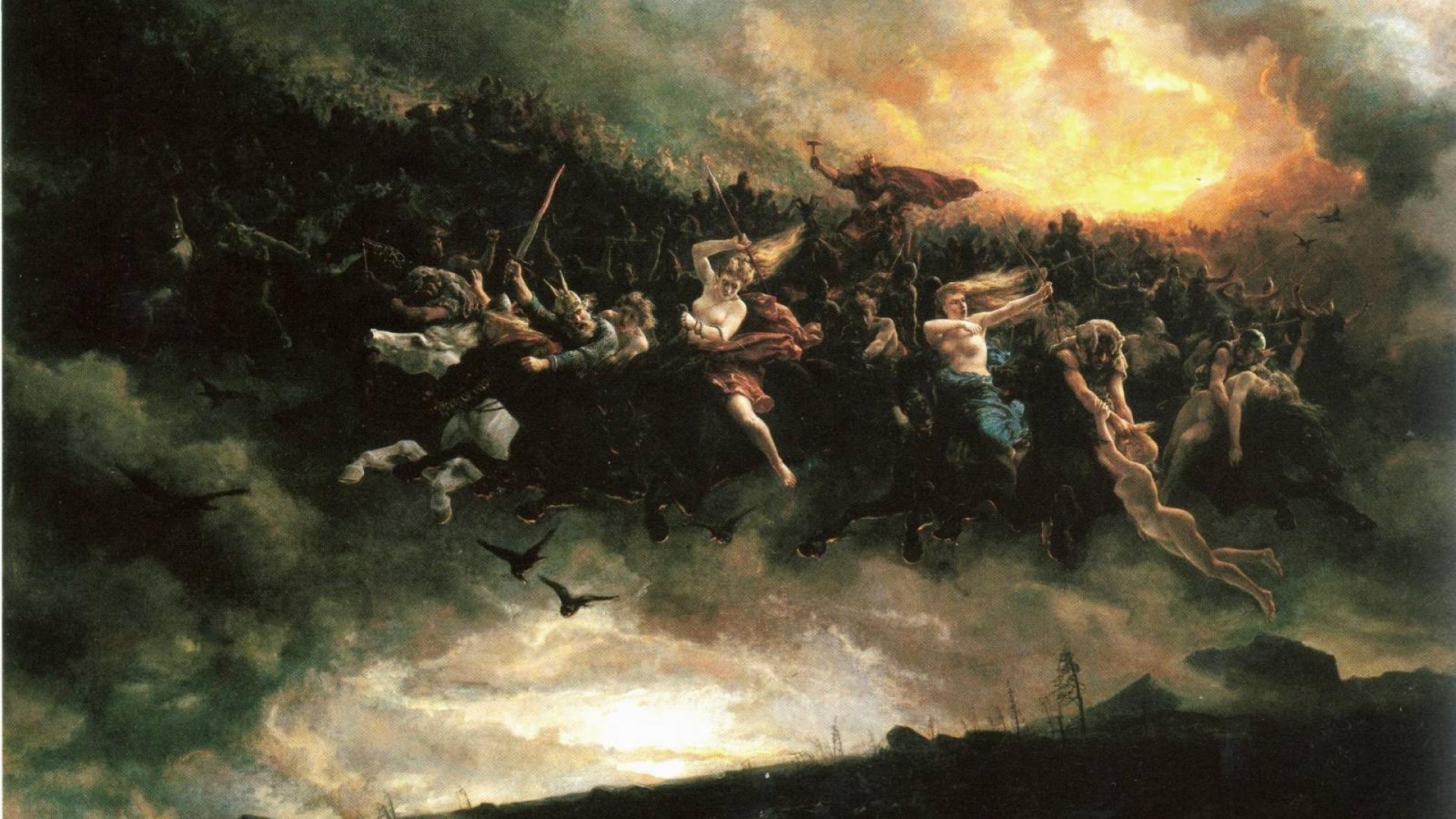 Viking Wallpaper ①