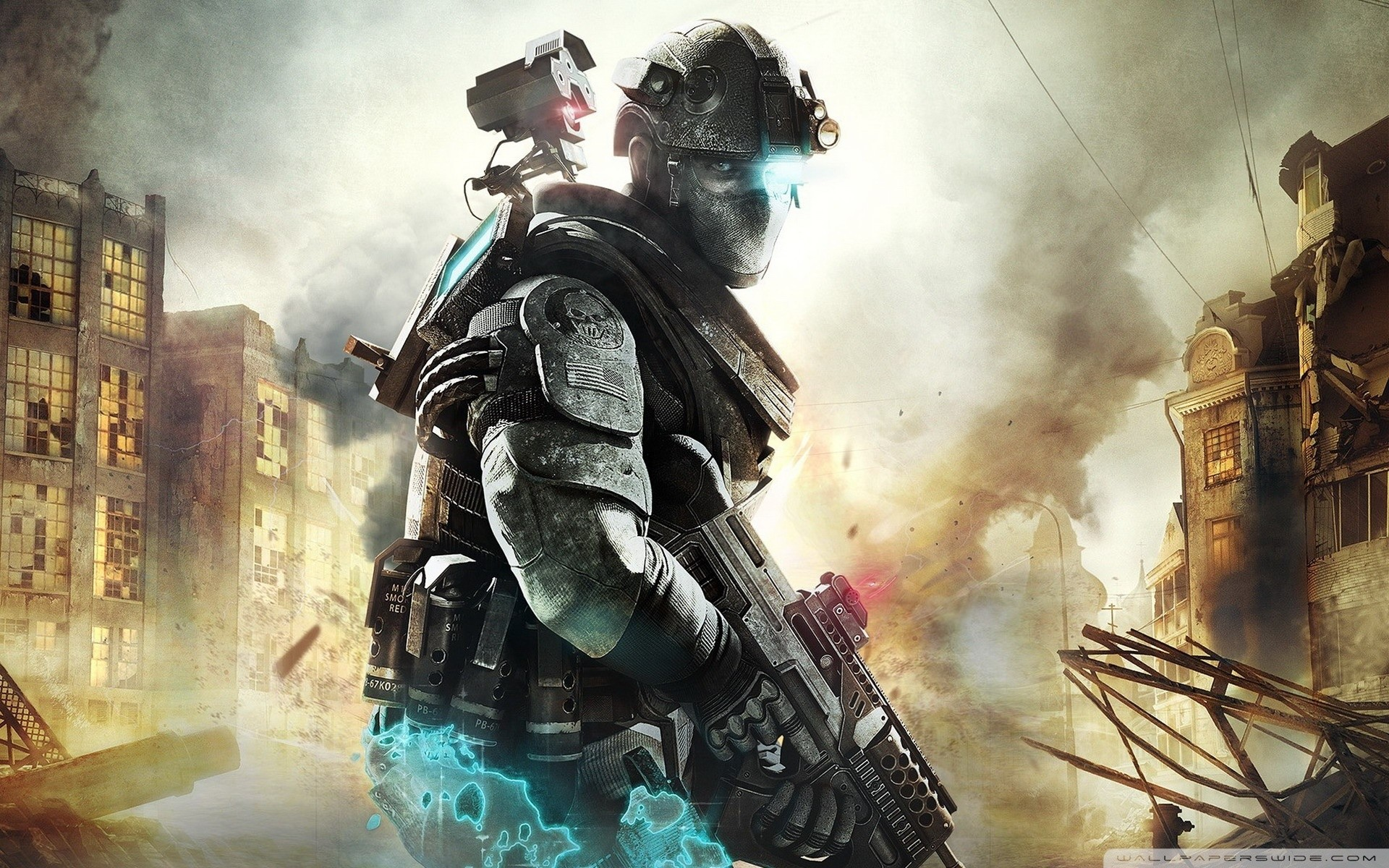 Ghost Recon Future Soldier Wallpaper Wallpapertag