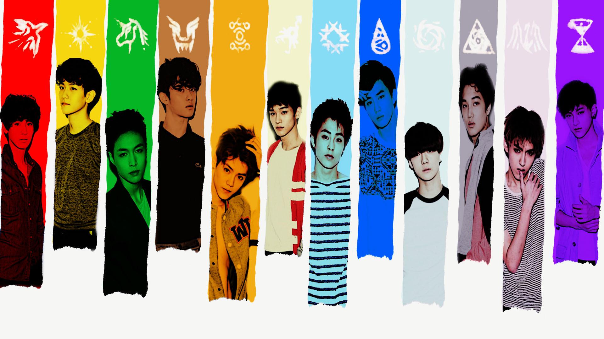 Exo K Pop Wallpapers 183 ①