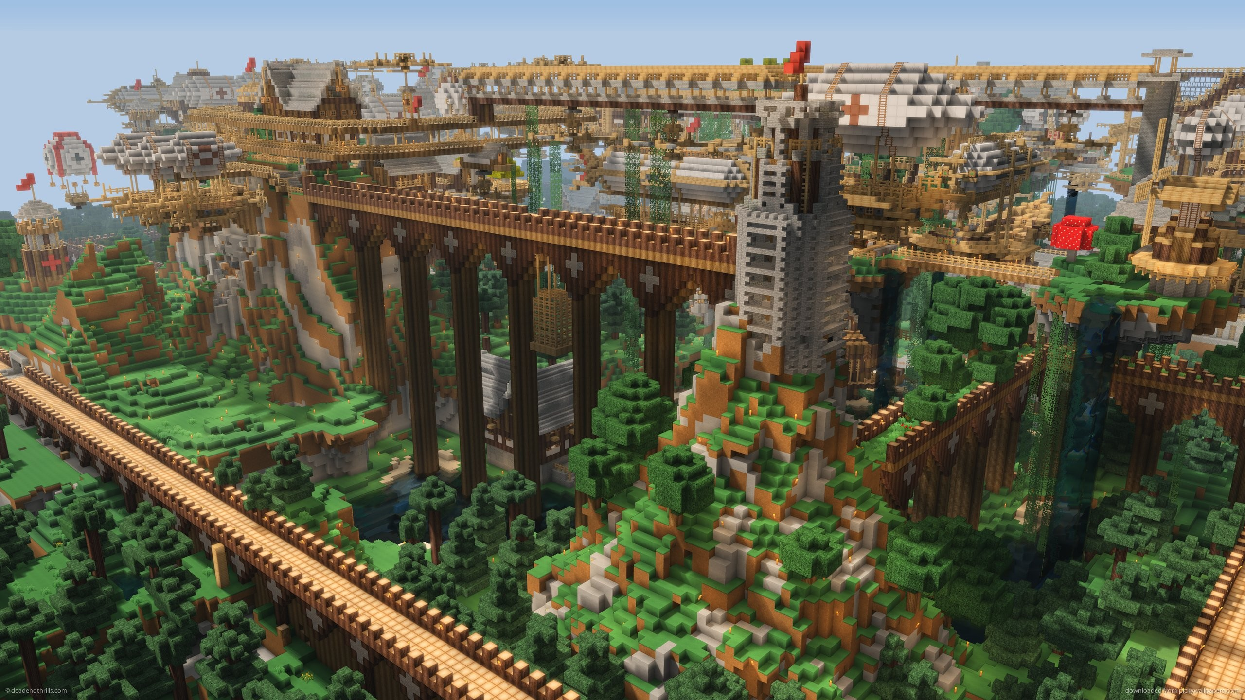 2560x1440 Minecraft Wallpaper 1366X768 760279 · Download · Abstract ...
