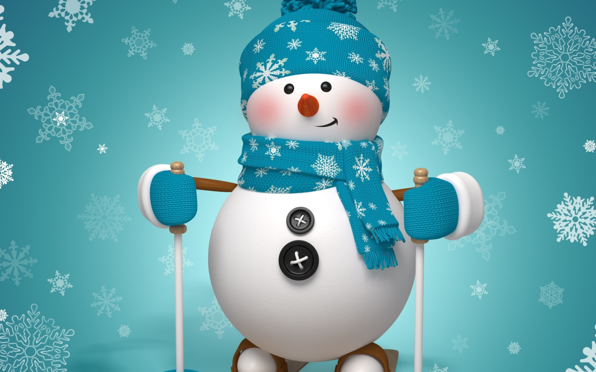 Frosty The Snowman Wallpaper 1