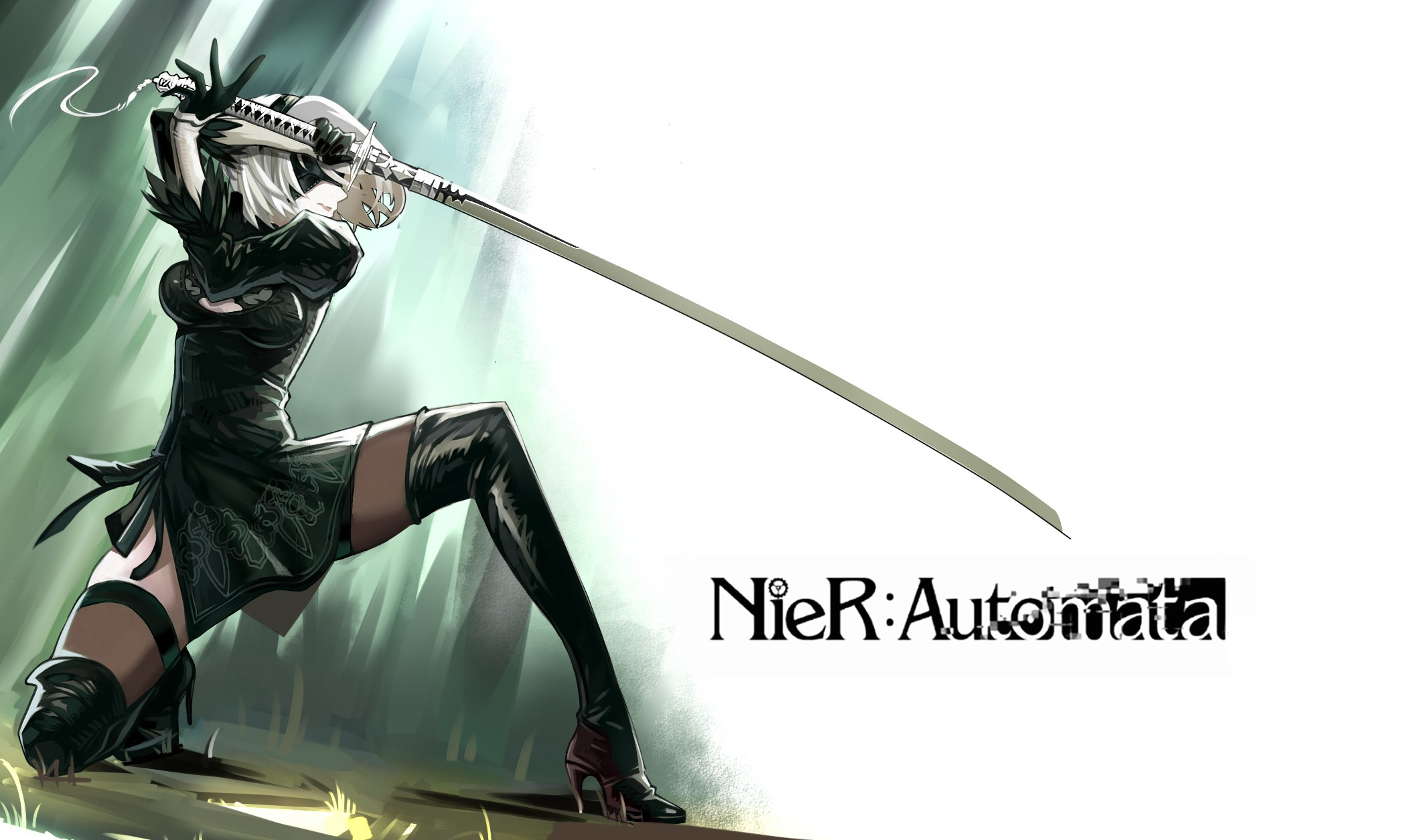 Nier Automata Wallpaper 183 ① Download Free Cool High
